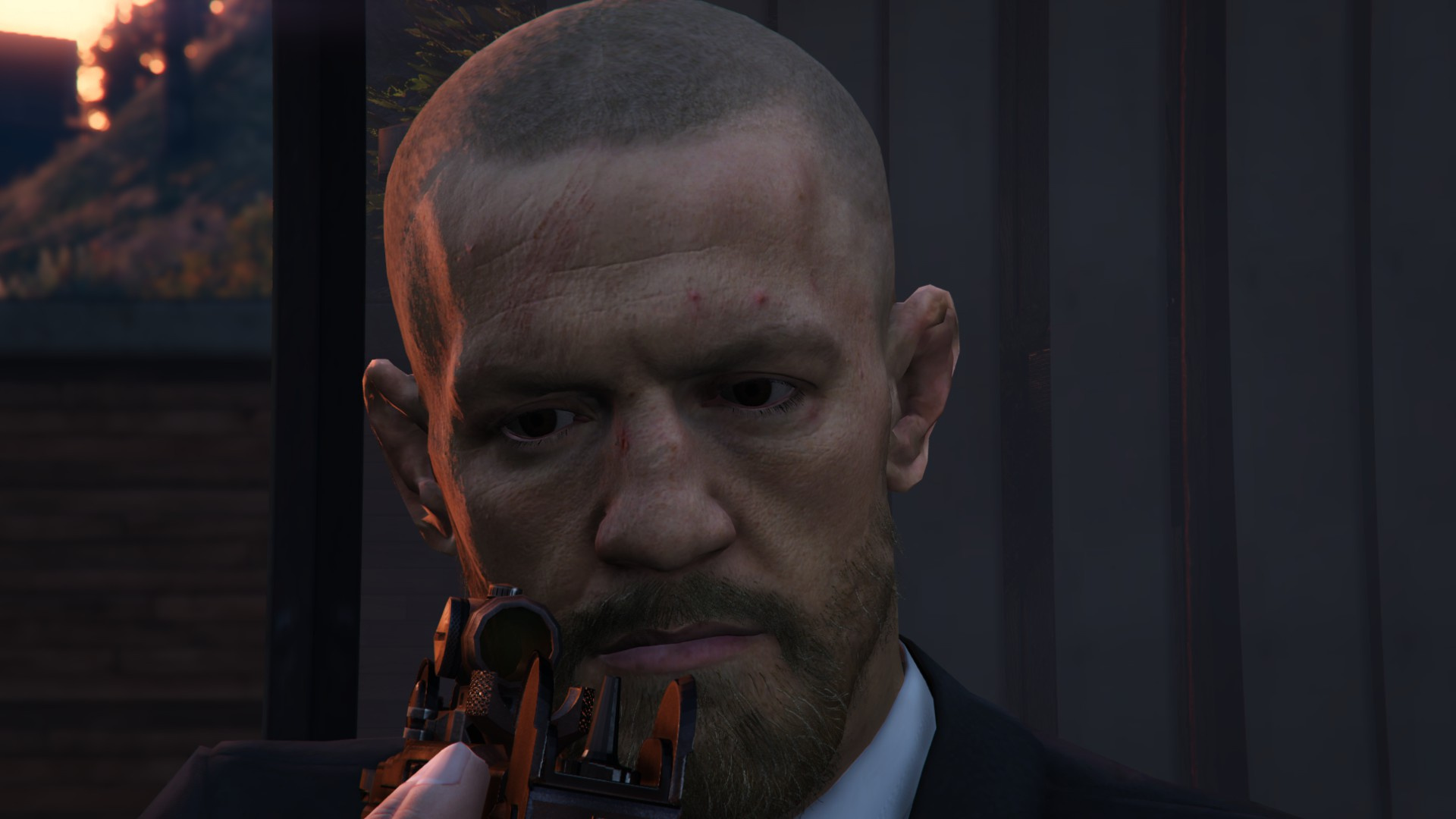 Conor Mcgregor Add On Only Gta5 Mods Com