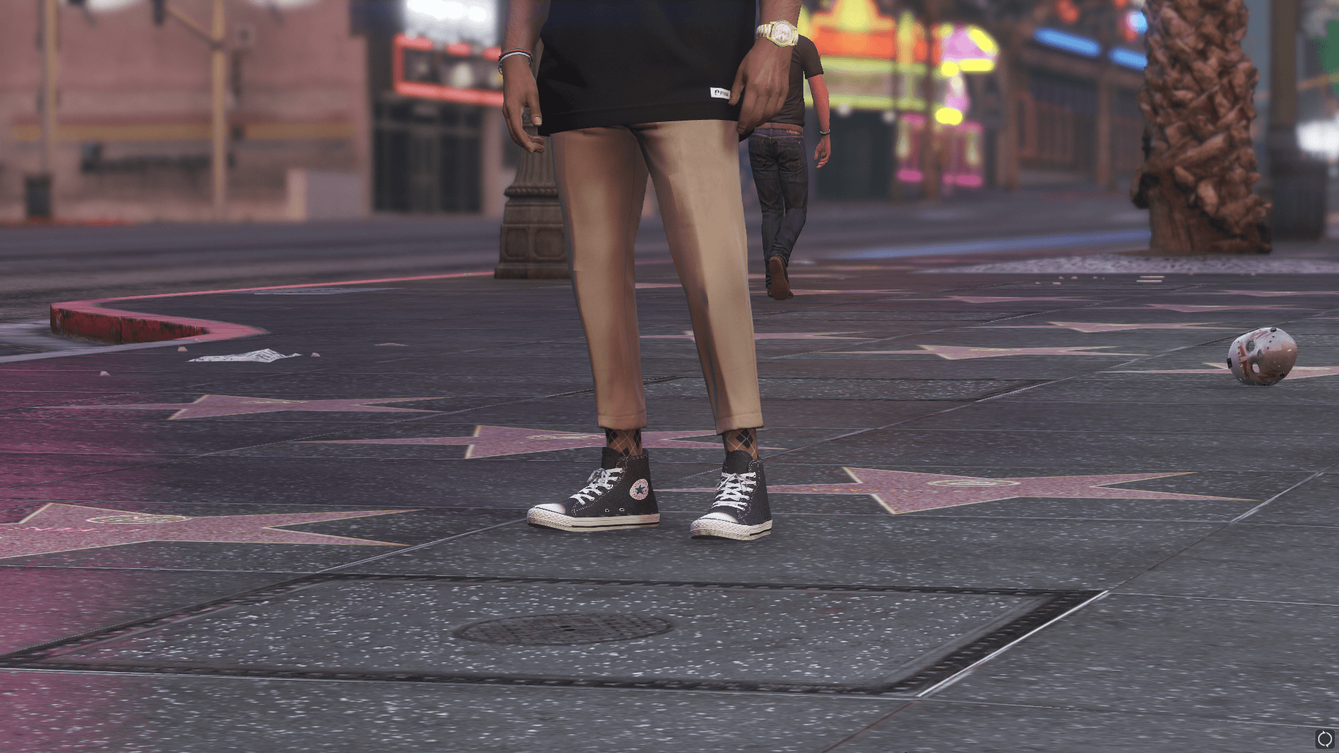 43213670757 Converse Chuck Taylor Classic for Franklin - GTA5-Mods.com