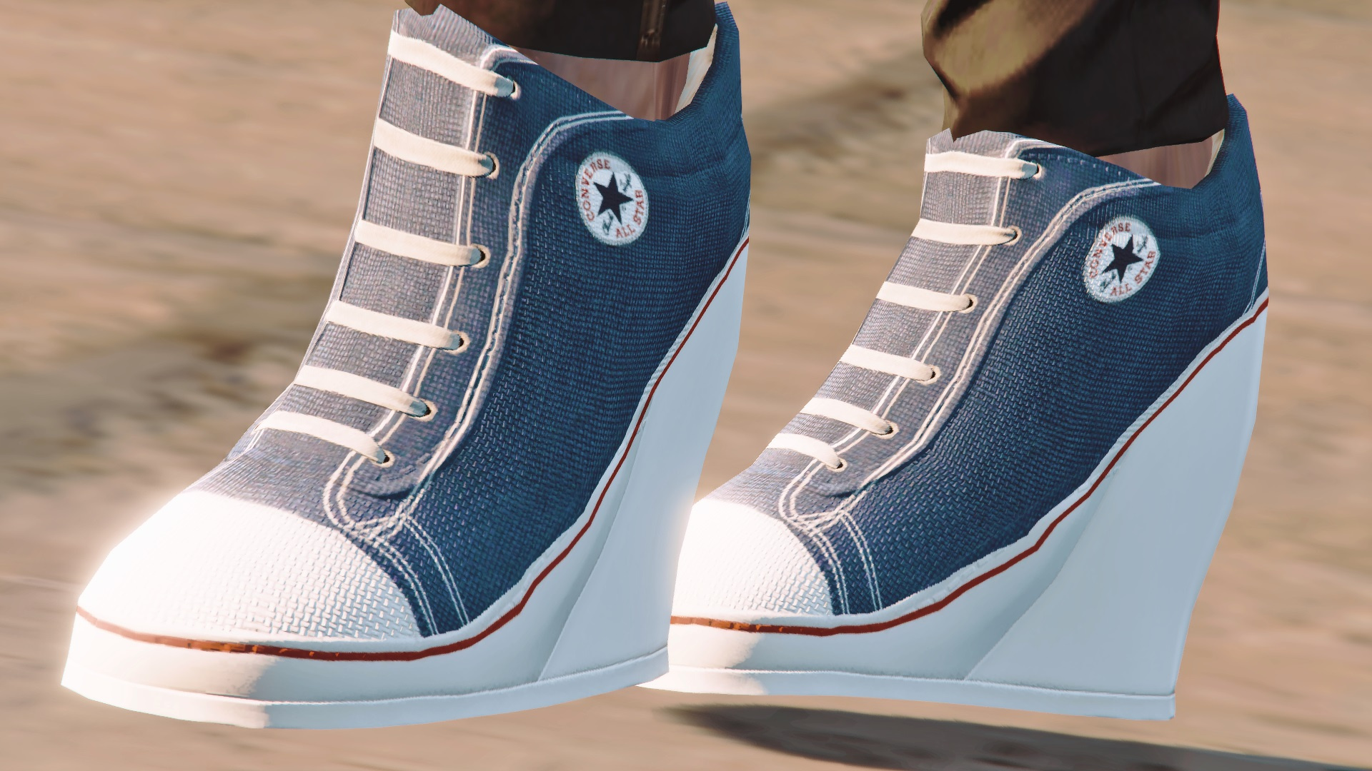 Converse high heels for MP Female