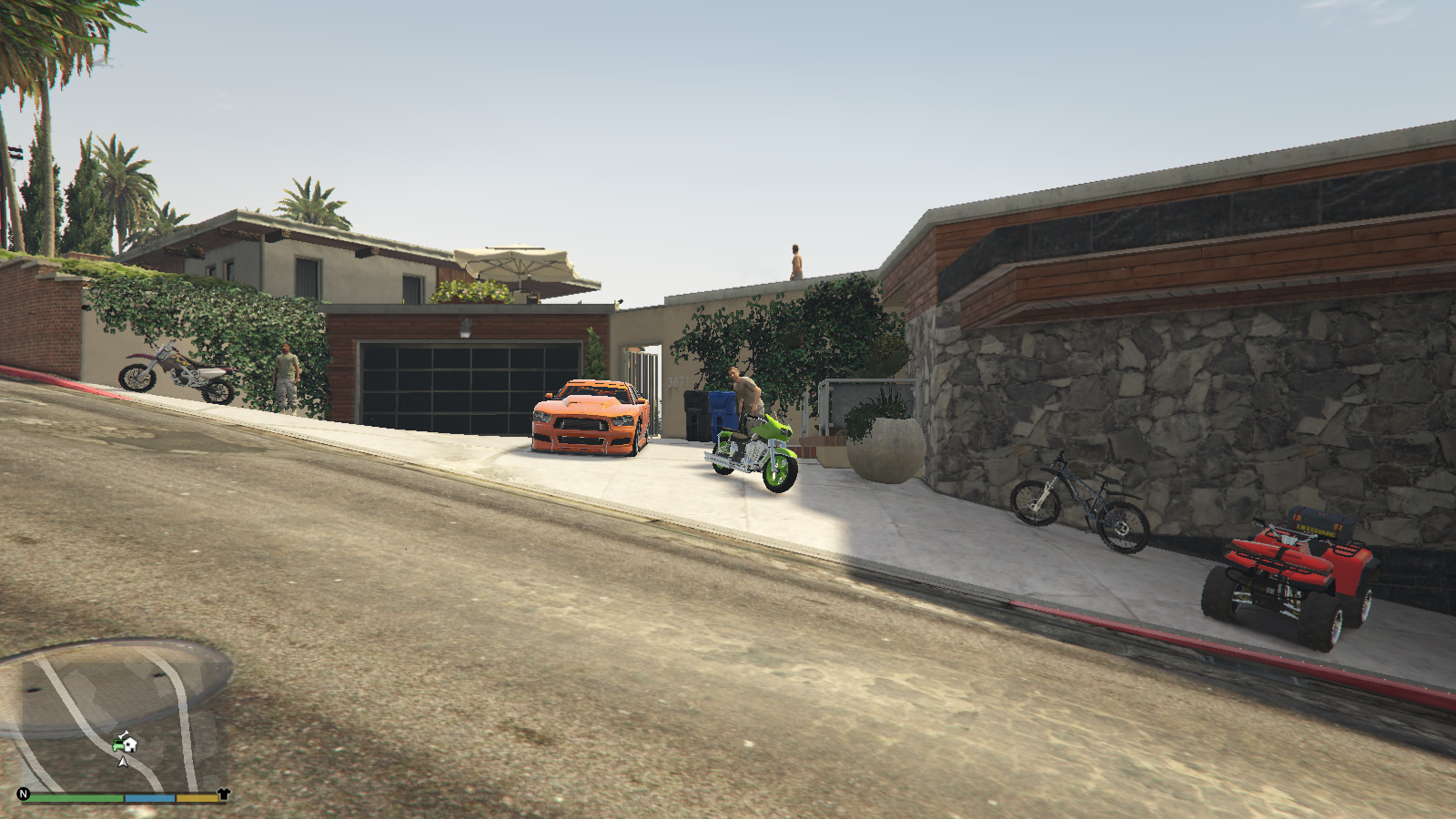 Cool Houses for Protagonists - GTA5-Mods.com