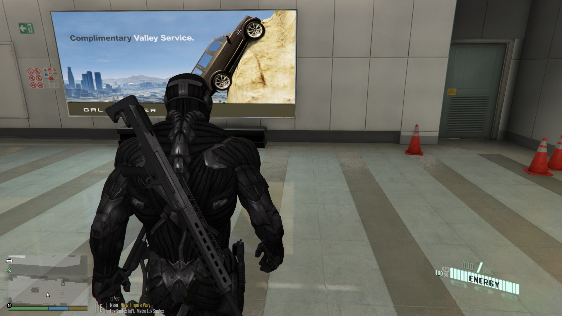 crysis how to add mods