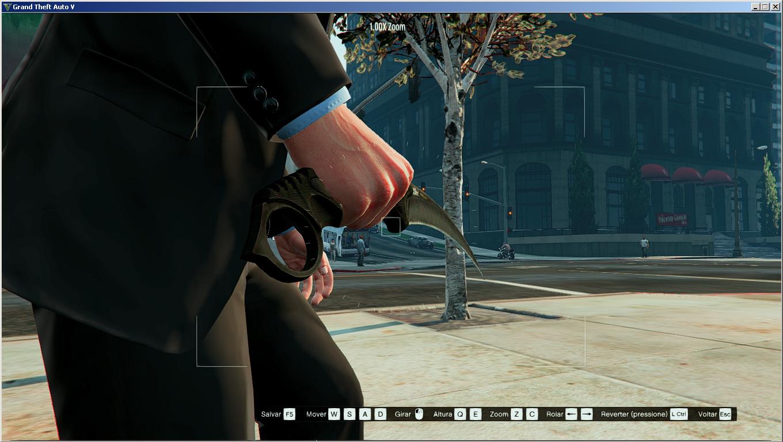 CS:GO Karambit Knife - GTA5-Mods com