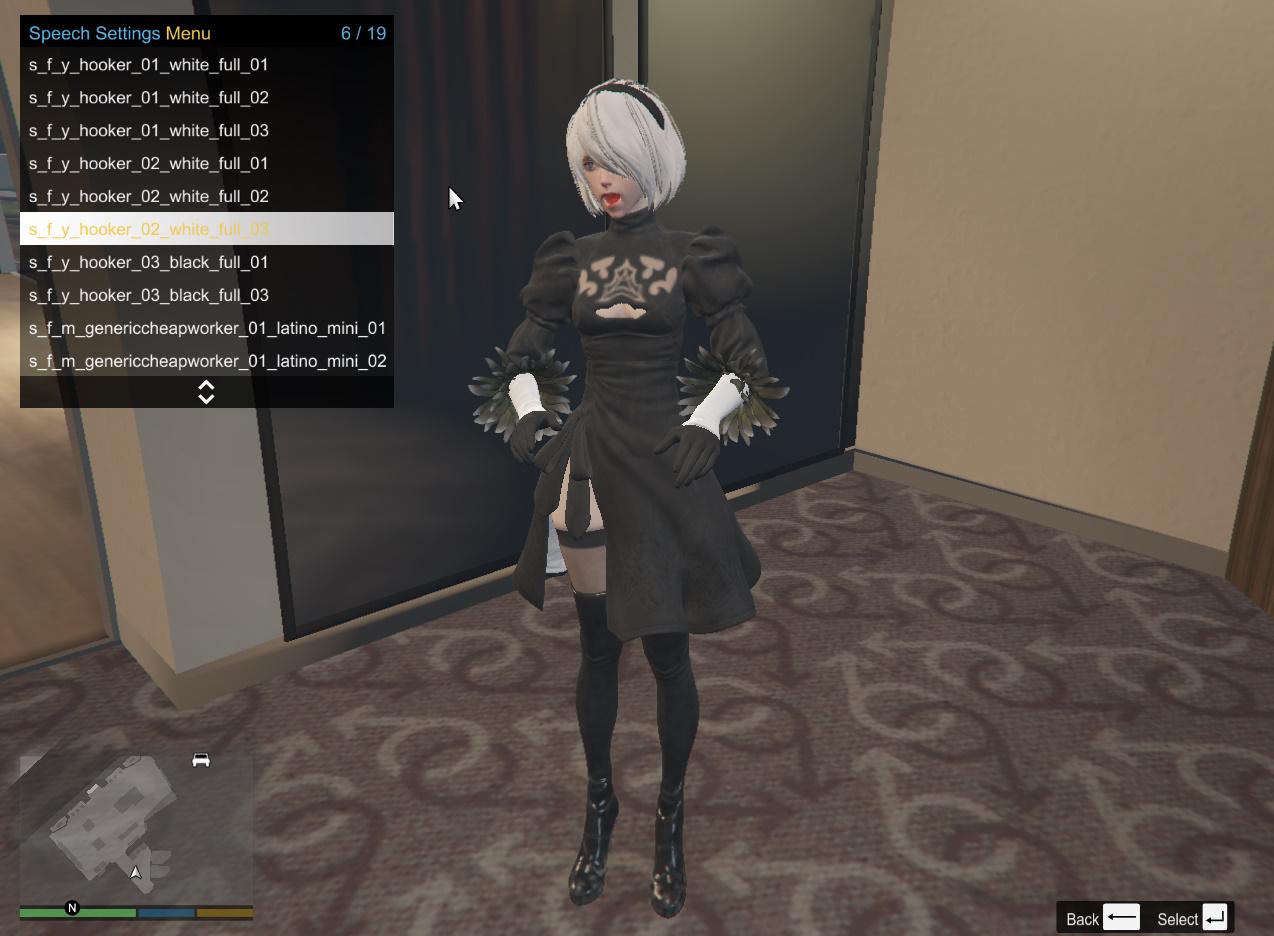 Custom Peds -[Single Player] - GTA5-Mods com