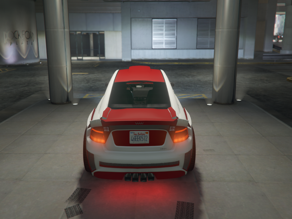 Customized Tailgater - GTA5-Mods.com