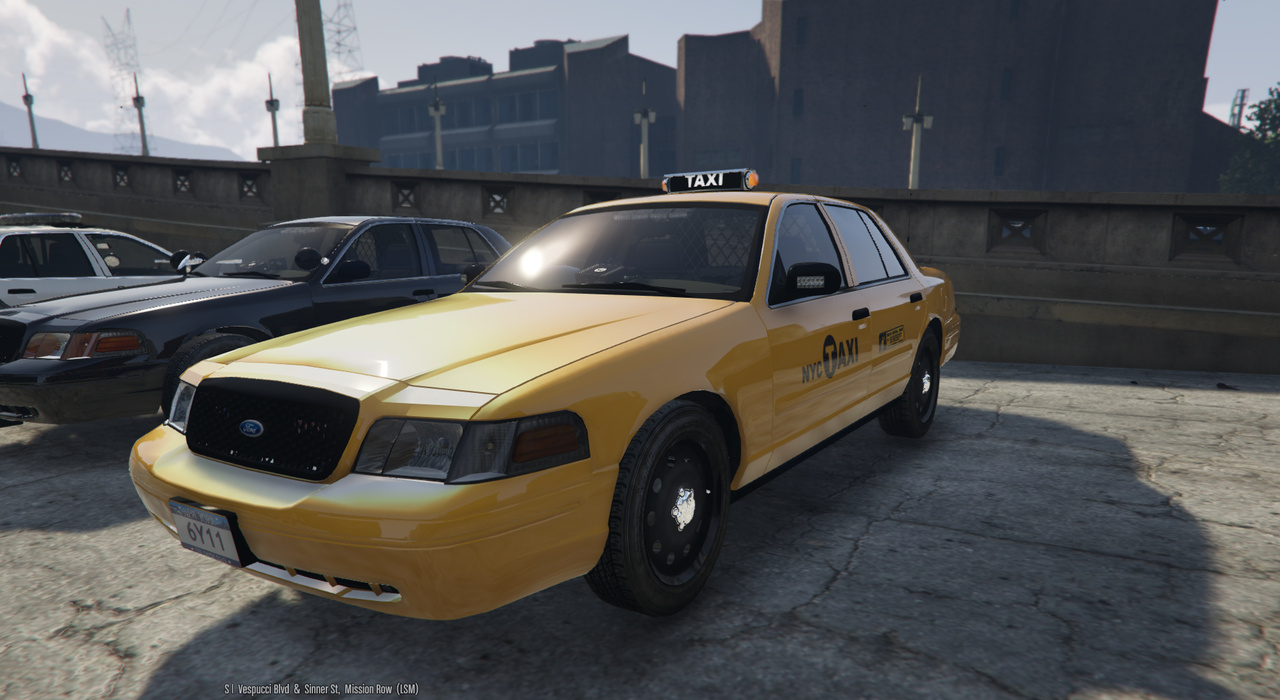 Taxi Gta Wiki The Grand Theft Auto Wiki Gta Iv San Nypd Ford Cvpi Undercover Taxi 4k Gta5 Mods Com