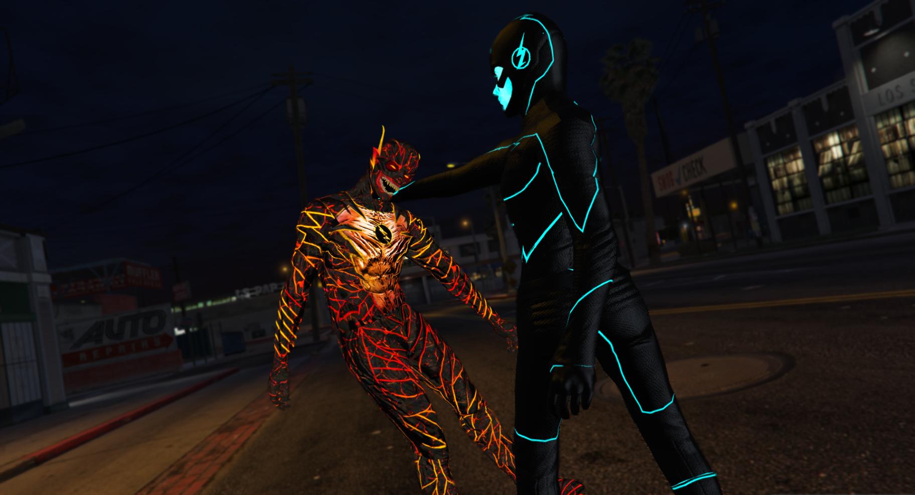 CW Future Flash [Emissive Add-On Ped] - GTA5-Mods.com