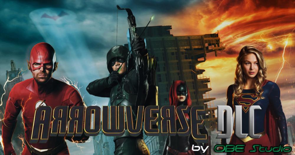 Arrowverse DLC - GTA5-Mods com