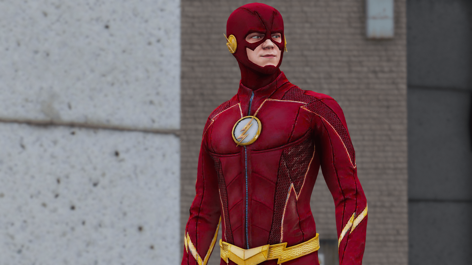 CW The Flash Season 4 Suit - GTA5-Mods.com
