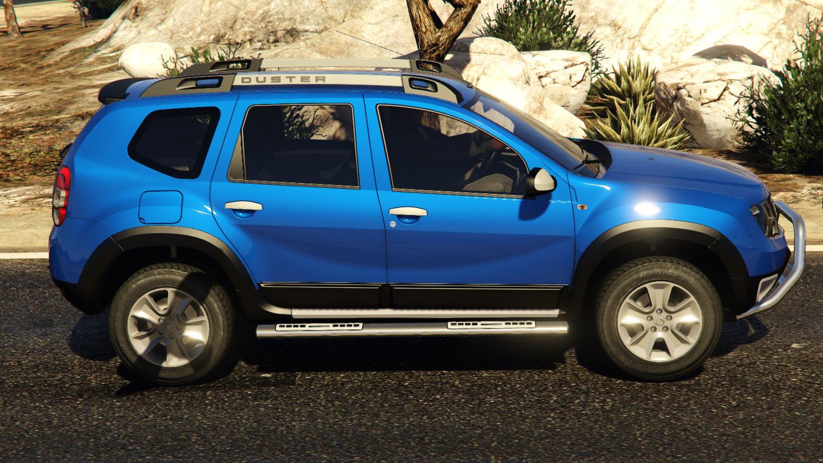 Dacia duster 2014 gta5 for Interni dacia duster 2014