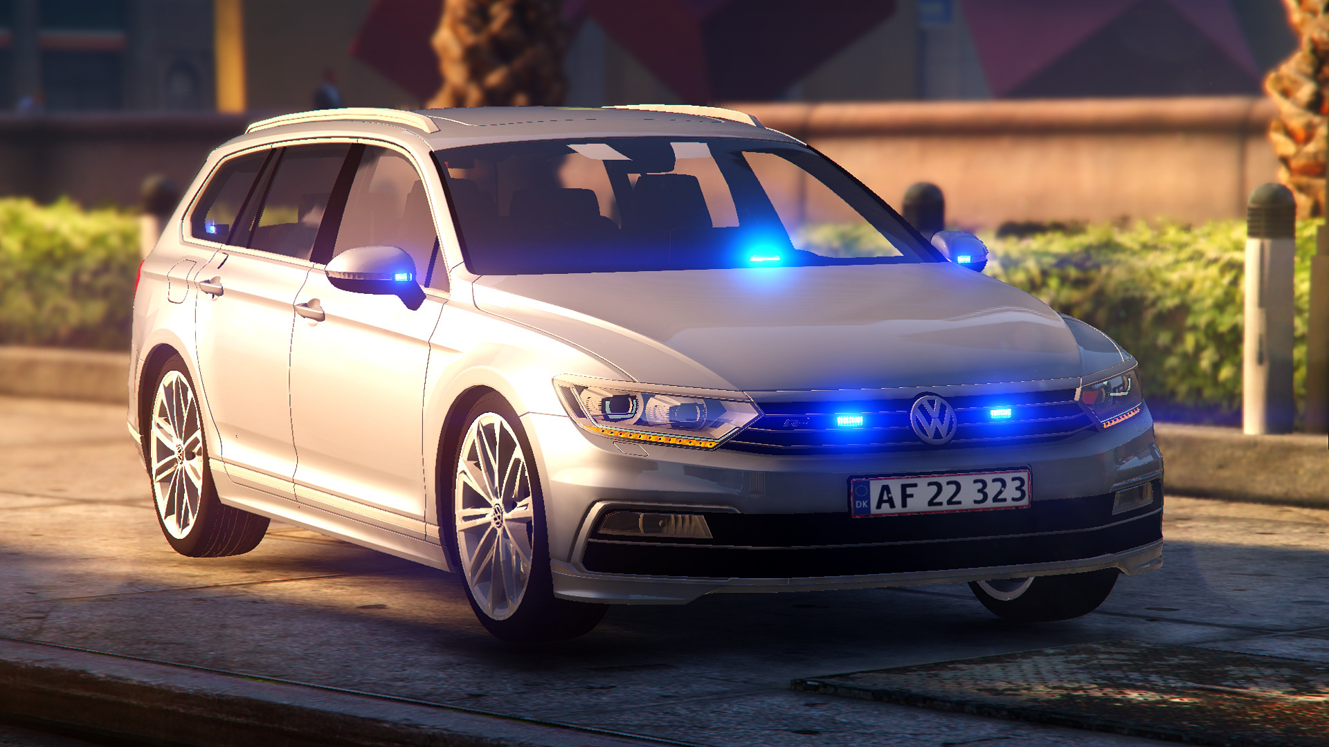 danish 2015 volkswagen passat r line unmarked version gta5. Black Bedroom Furniture Sets. Home Design Ideas
