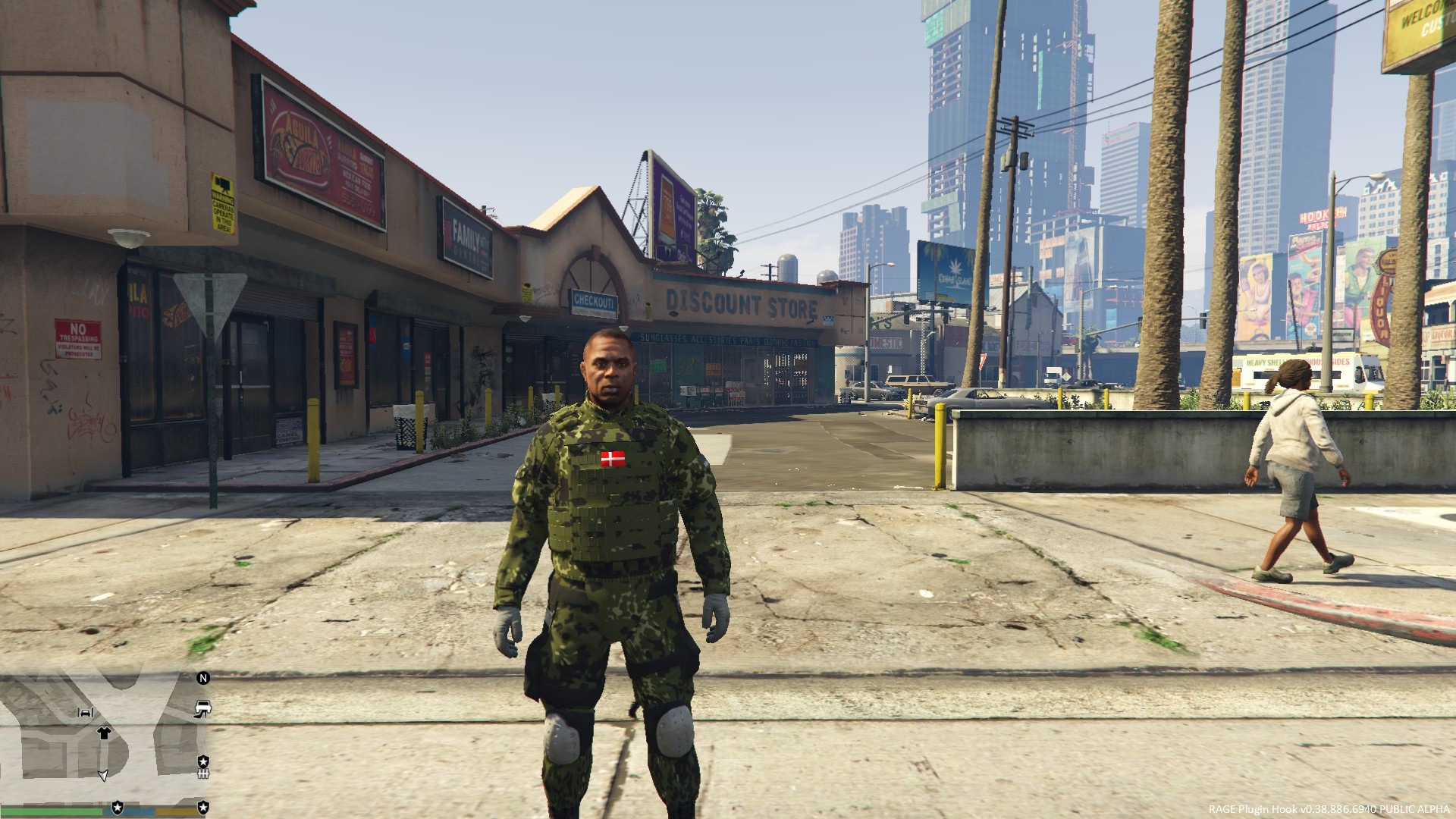 Danish Army M84 Uniform Gta5 Mods Com