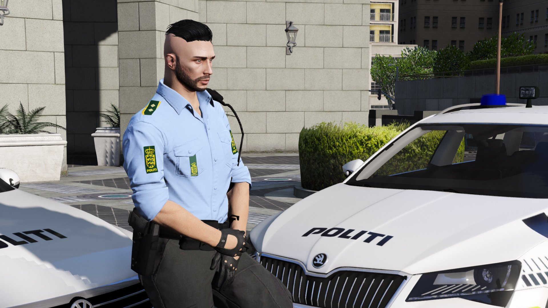 4K RES - Danish EUP Police Uniform Pack - GTA5-Mods com