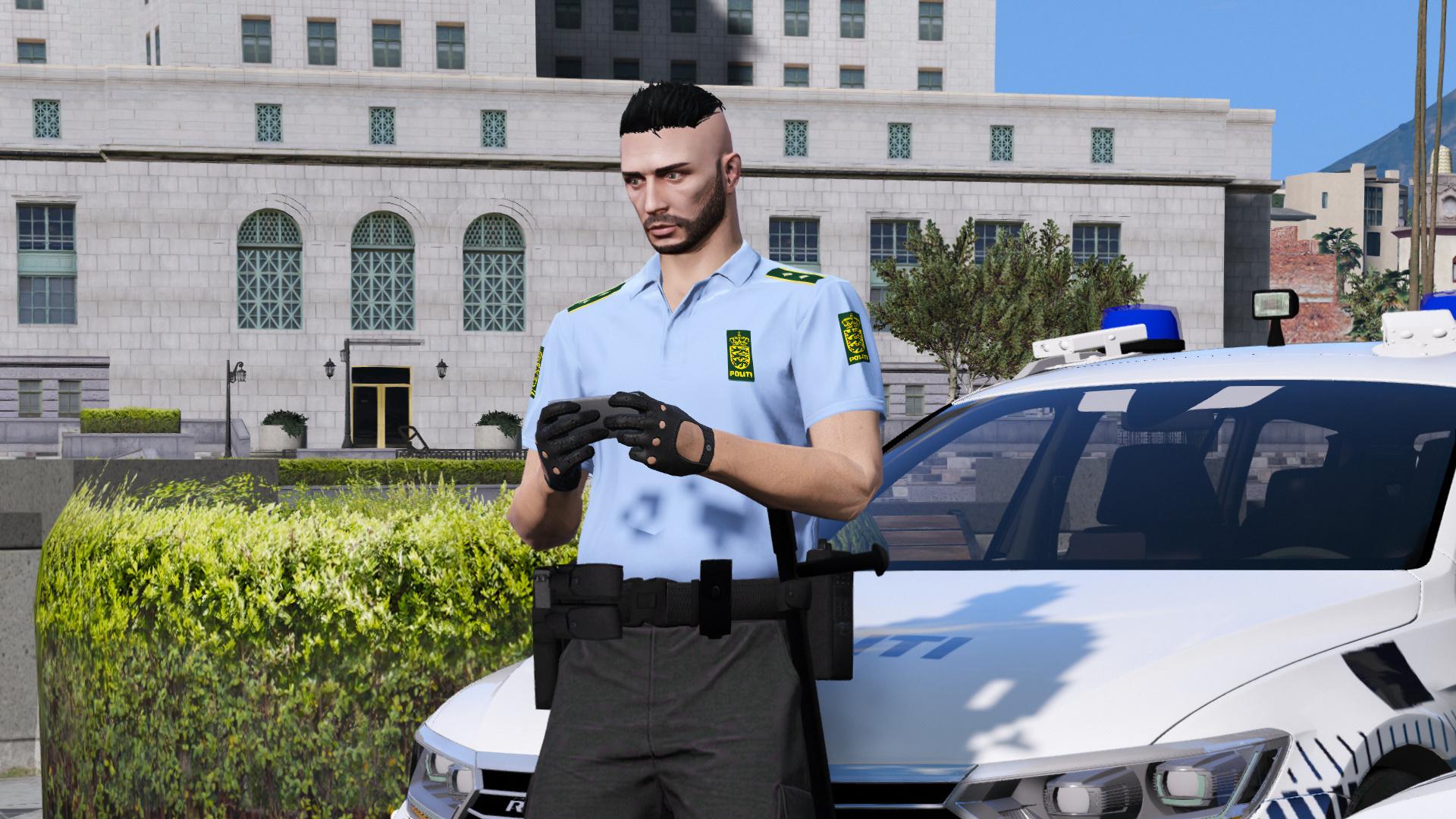 4K RES - Danish EUP Police Uniform Pack - GTA5-Mods com