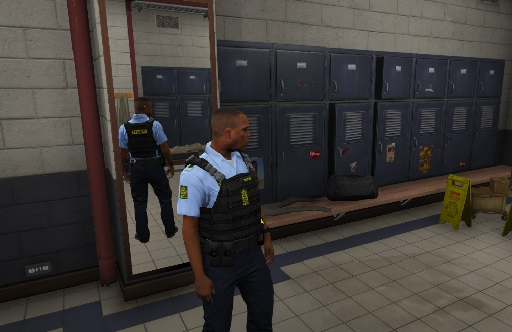 Danish Police Uniform [Replace] FiveM and OpenIV files  - GTA5-Mods com