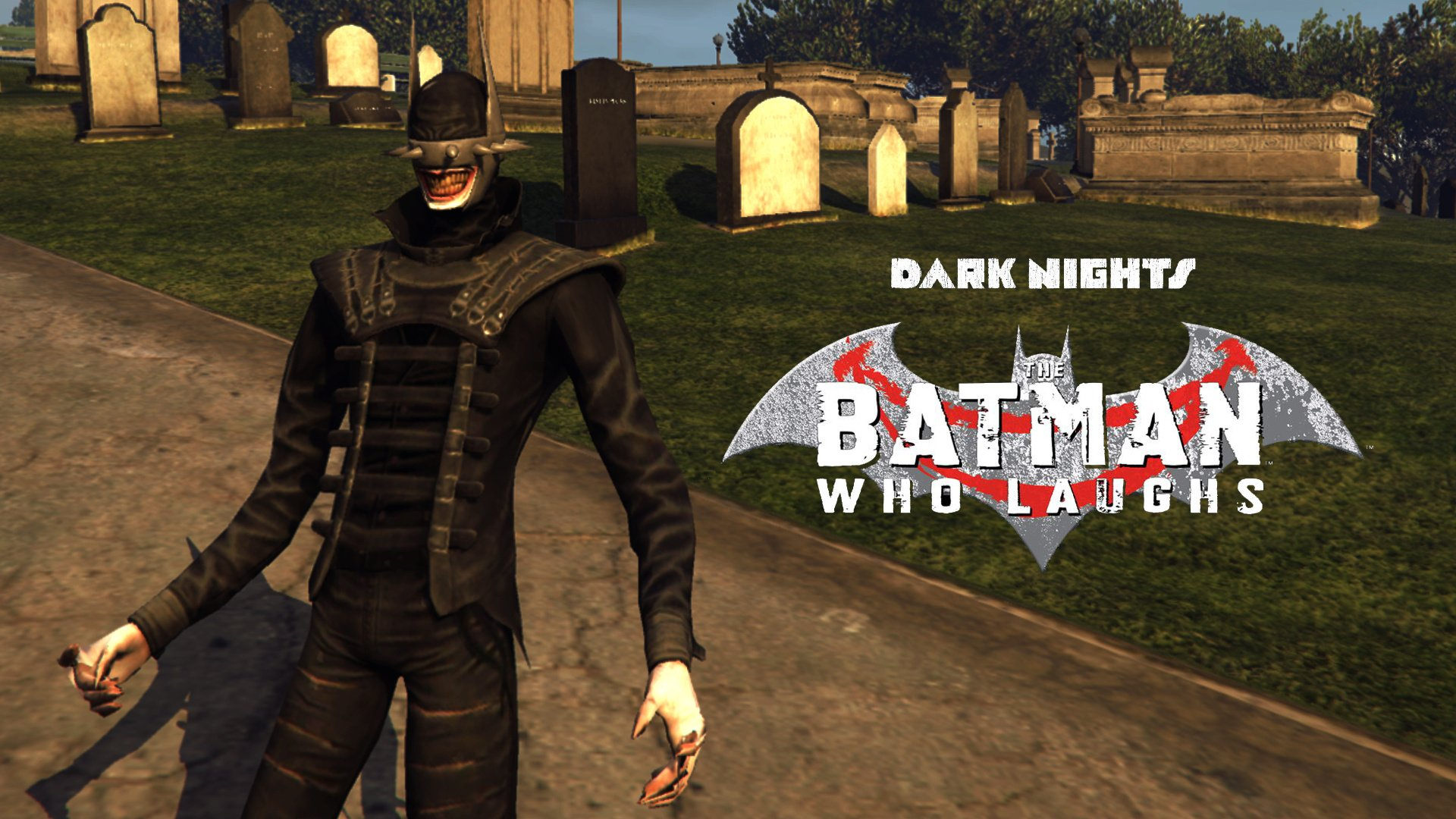 The Batman Who Laughs Injustice 2 Add On Ped Gta5 Mods Com