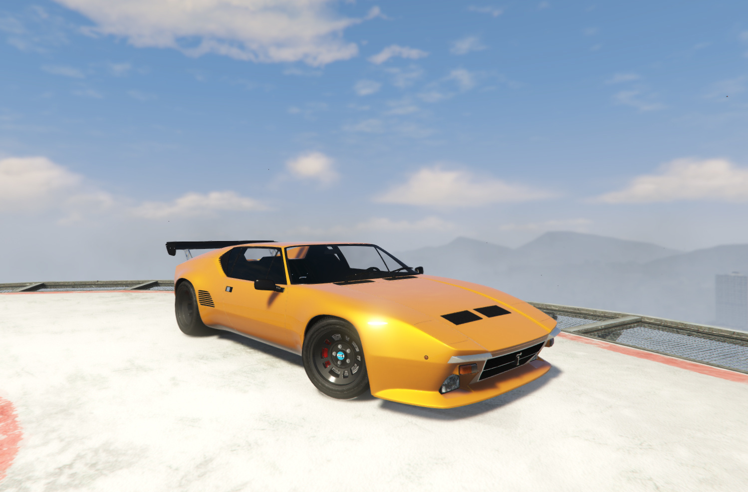 de tomaso pantera gts add on tuning gta5. Black Bedroom Furniture Sets. Home Design Ideas