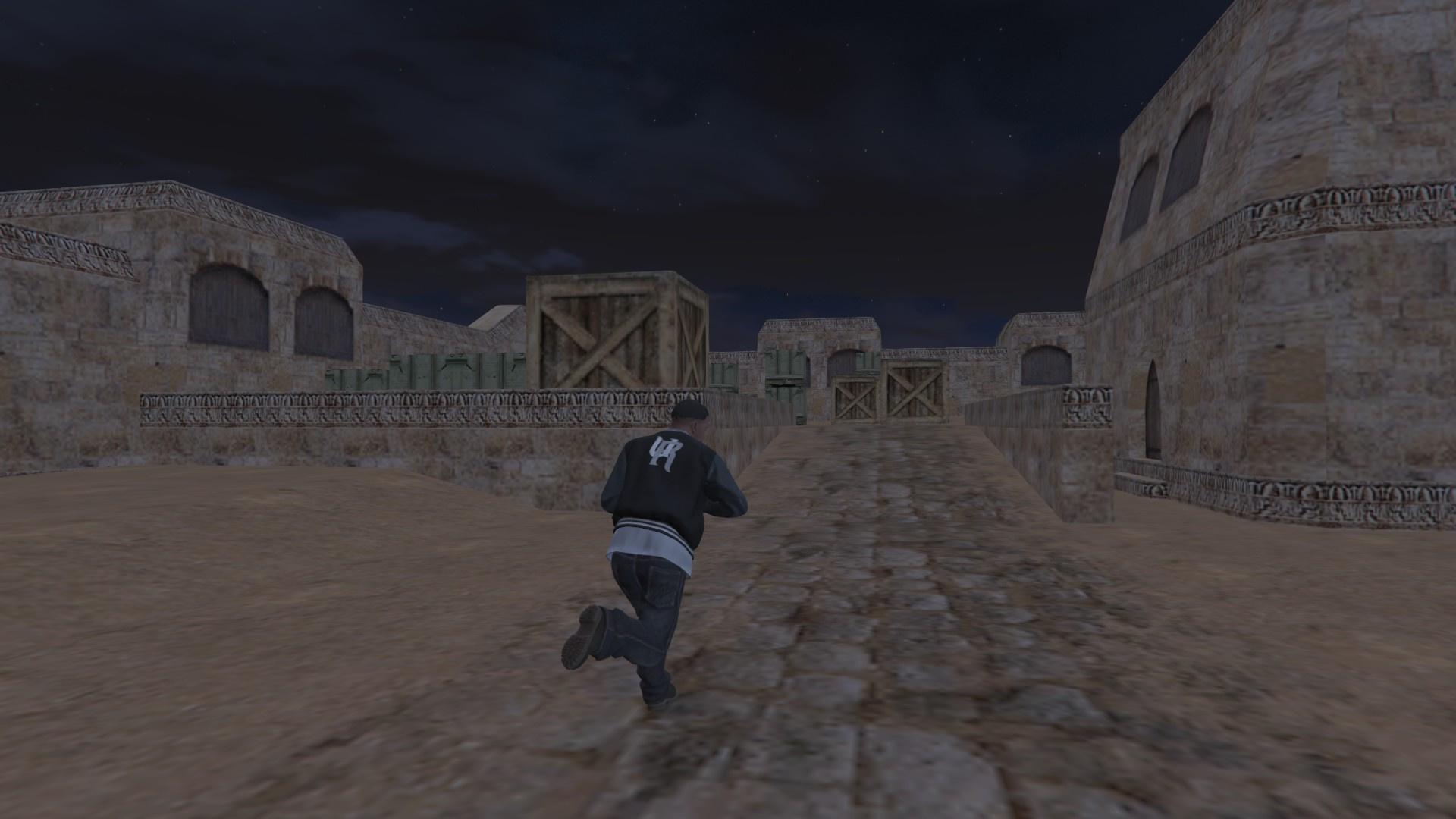 De_Dust From Counter Strike 1.6