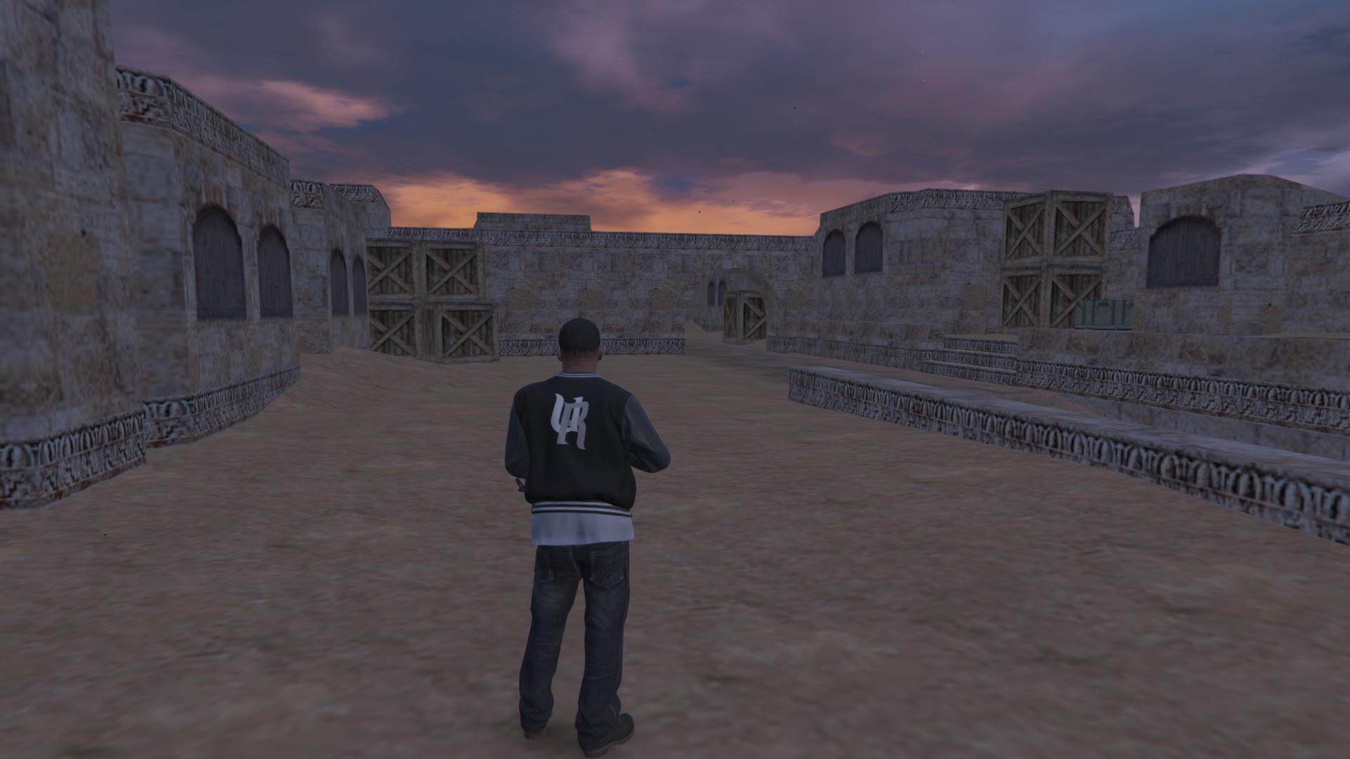 De_Dust From Counter Strike 1.6 - GTA5-Mods.com