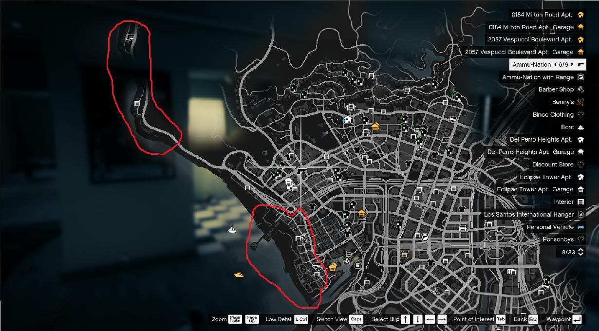 Dead Island Los santos (zombie map) - GTA5-Mods.com on