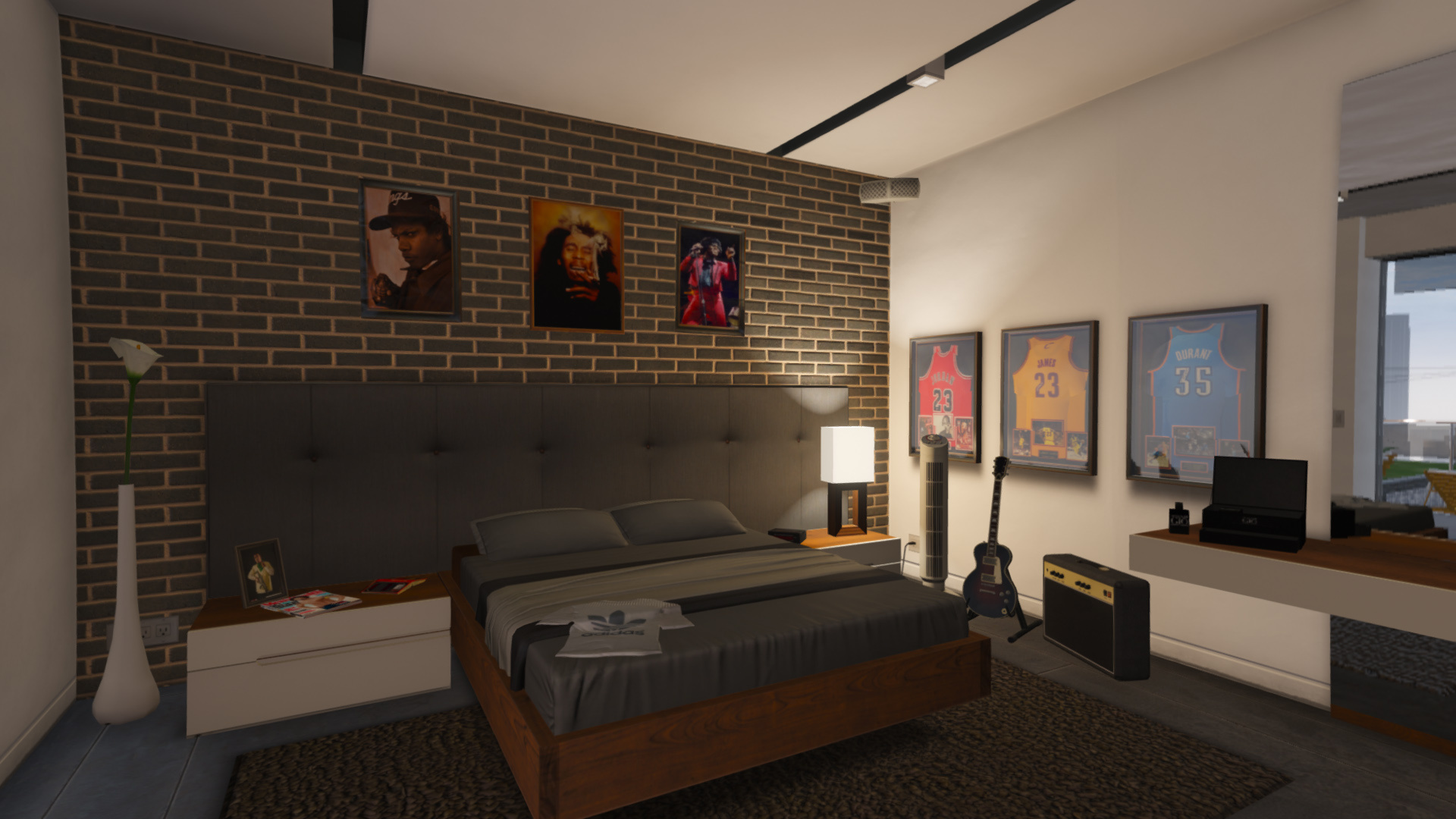 For  Lester - GTA5 Franklin Decorate , Apartments , Aunt