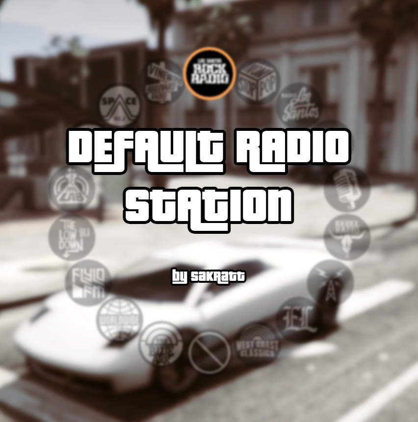 gta v self radio not playing all songs
