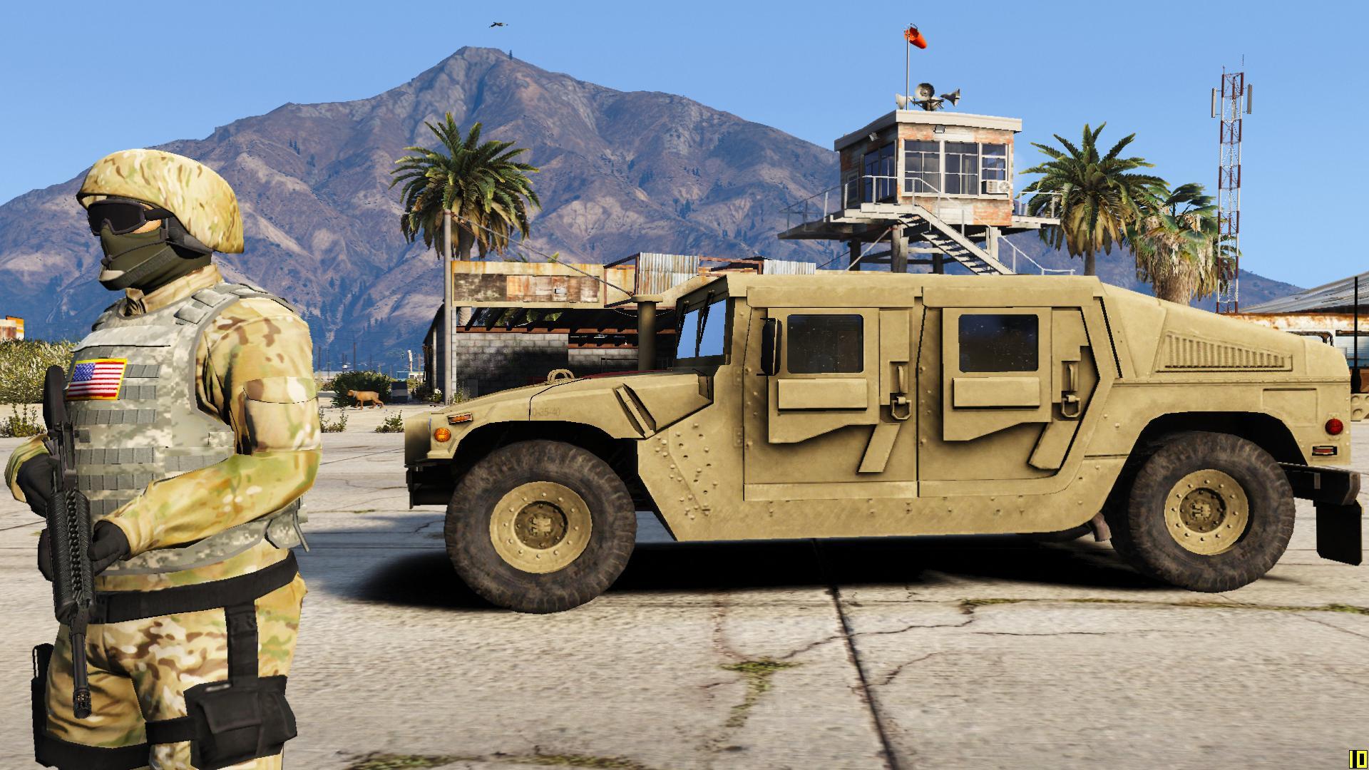 Delta Force Soldier - GTA5-Mods com