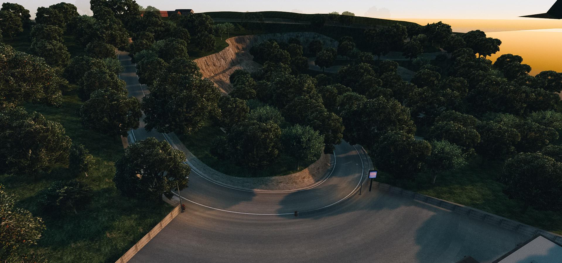 Deriphill drift course [FIVEM] Reworked - GTA5-Mods com