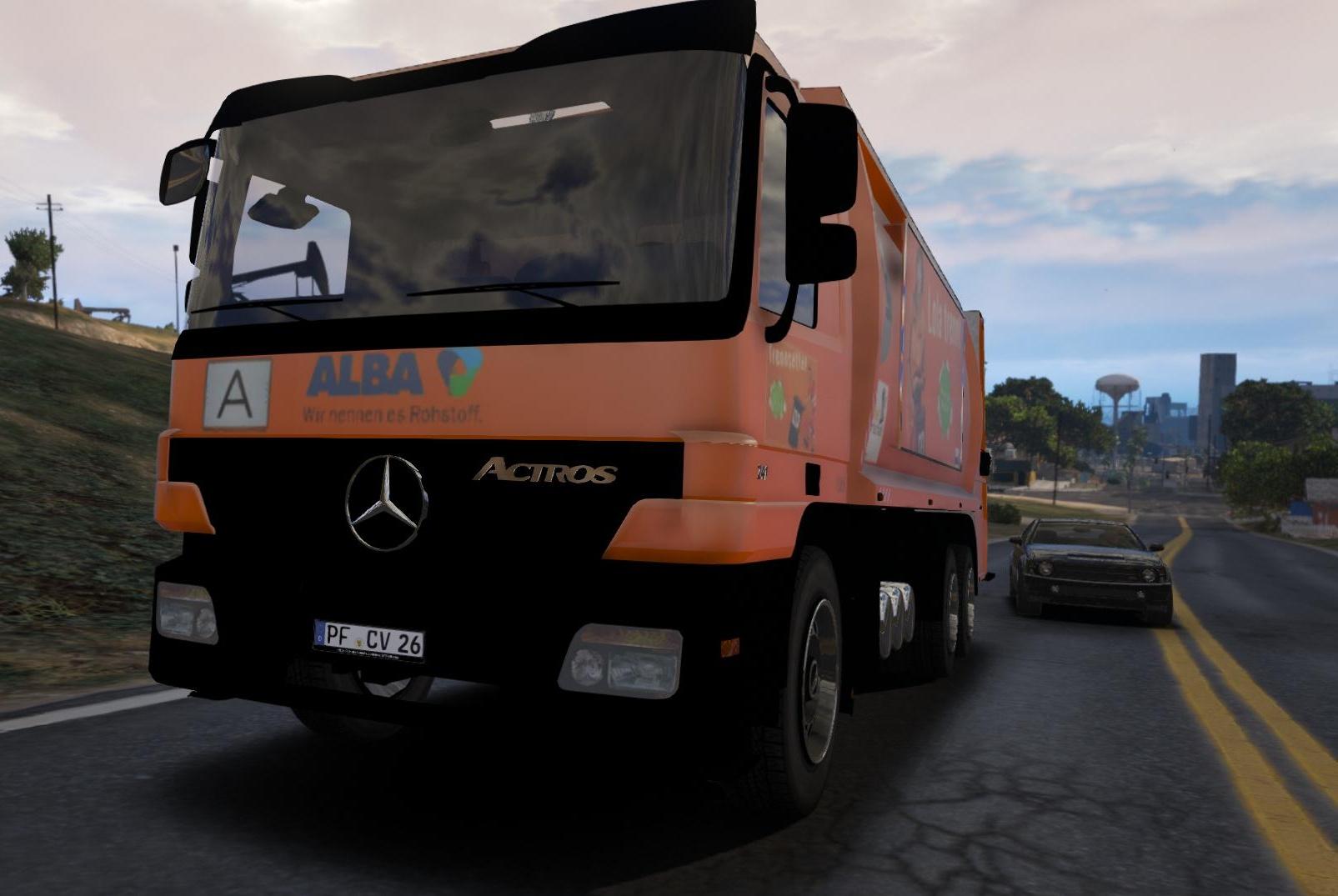 Alba Müllabfuhr