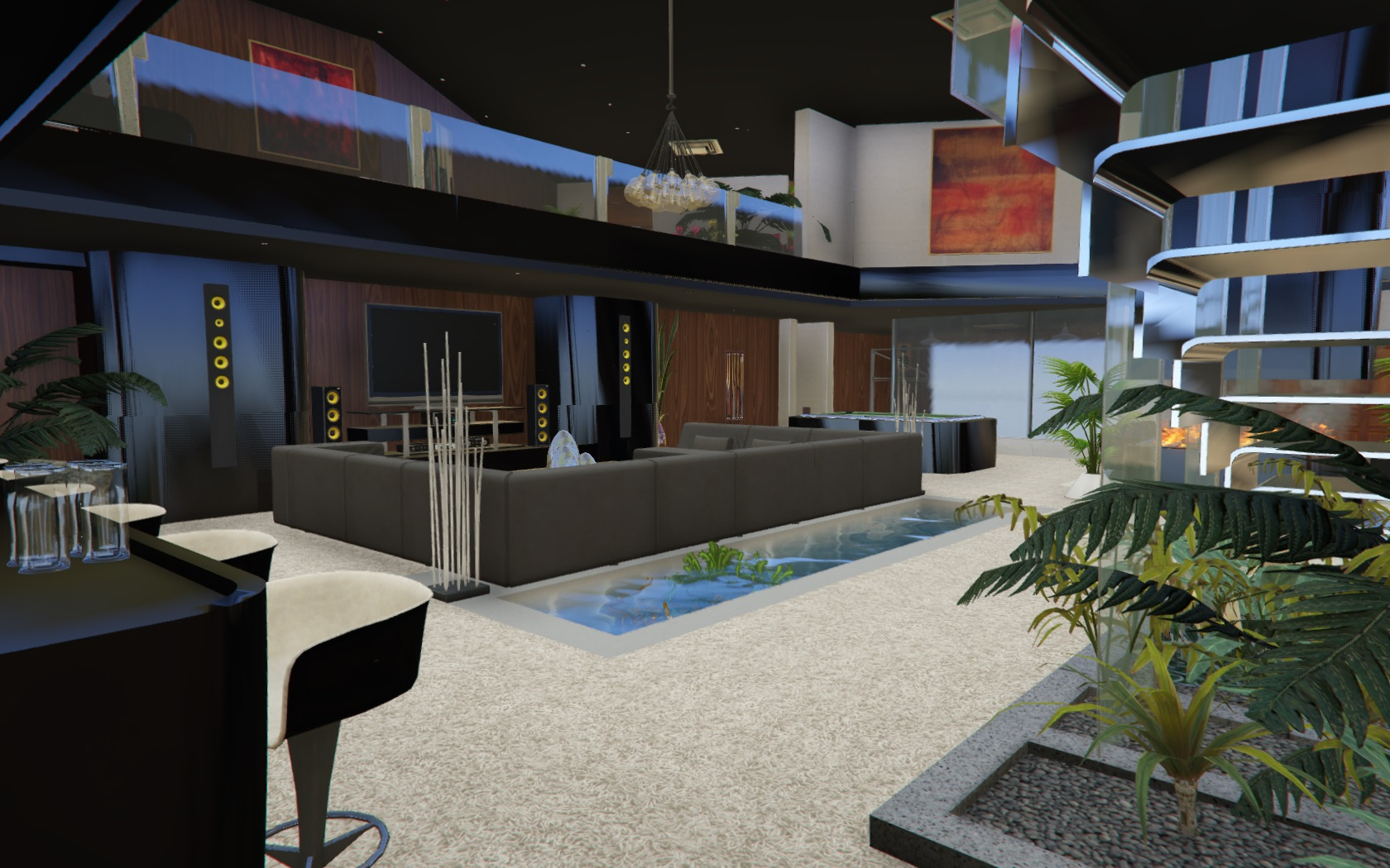 Devin weston mansion gta5 for Online house