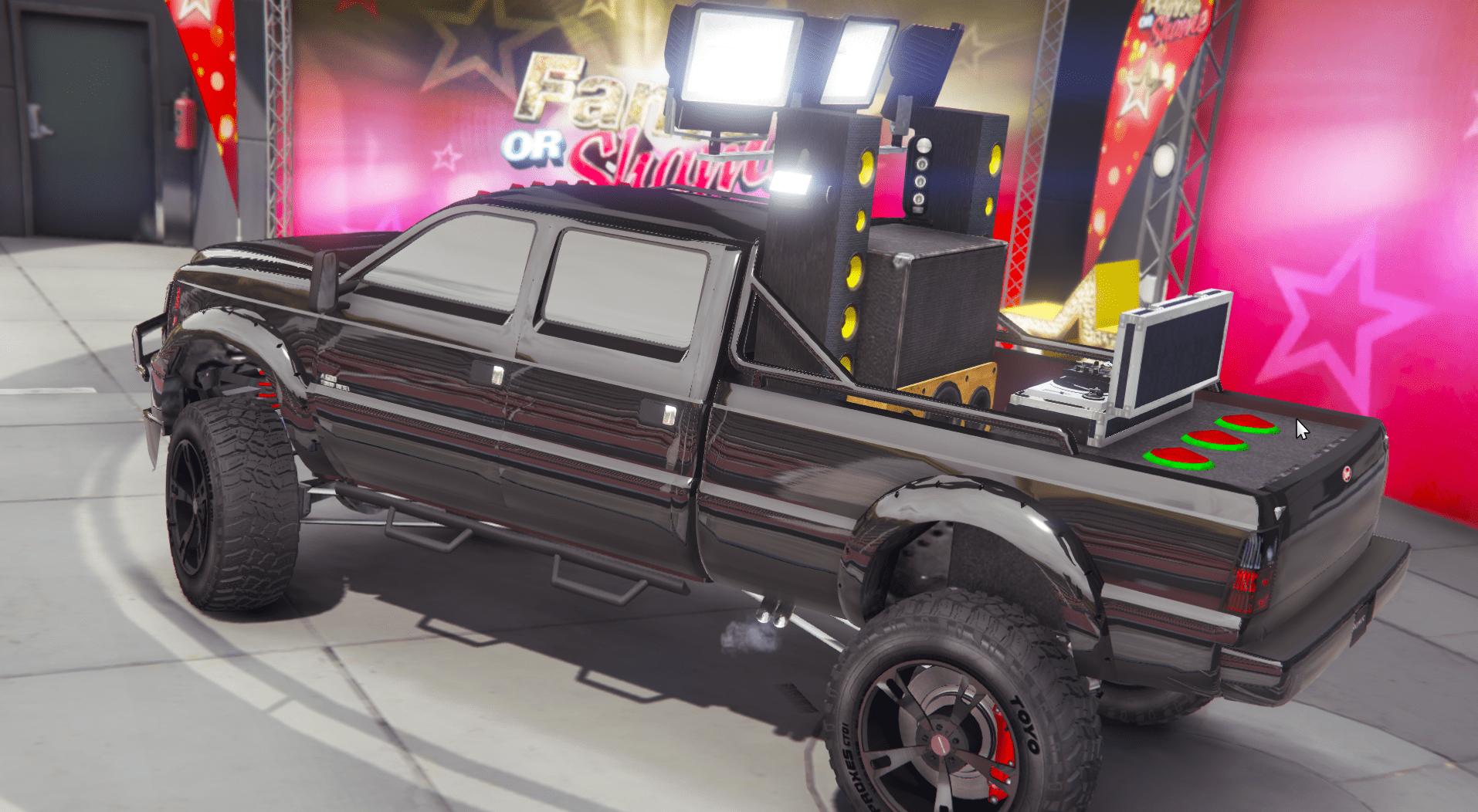 Open Jeep Images Download >> DJ Sandking Truck [Menyoo] - GTA5-Mods.com