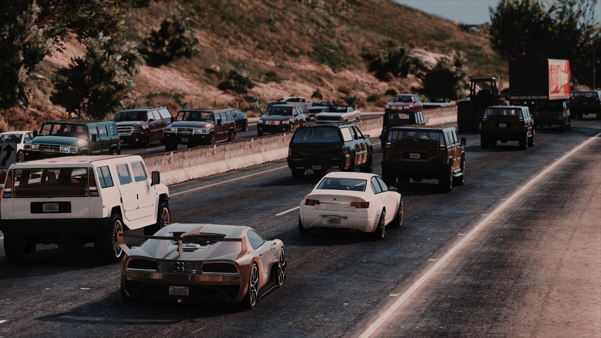 f660bca51a DLC Add-On Vehicles Spawn on Traffic - GTA5-Mods.com