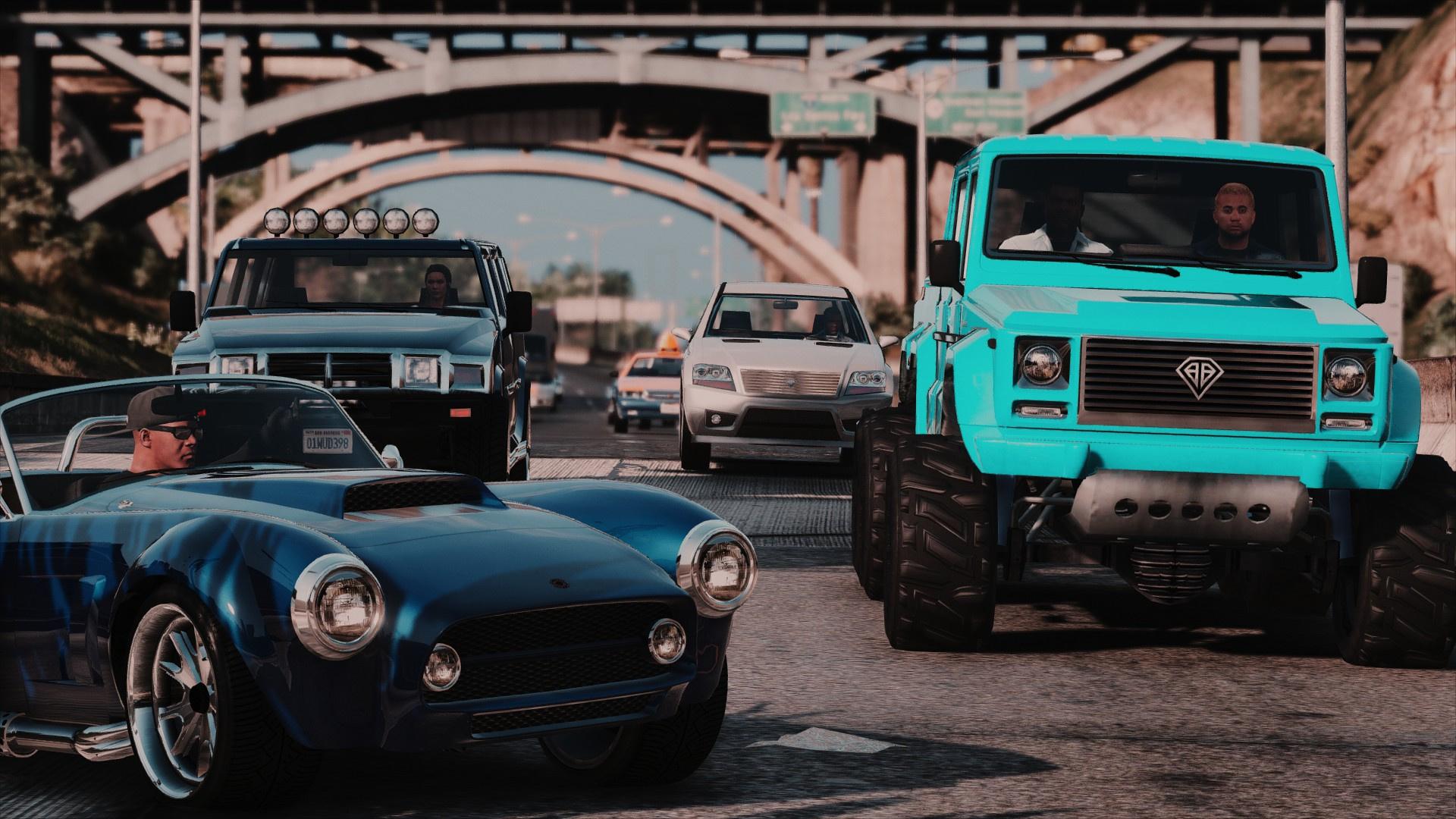 5b8764d0b8ed50 DLC Add-On Vehicles Spawn on Traffic - GTA5-Mods.com