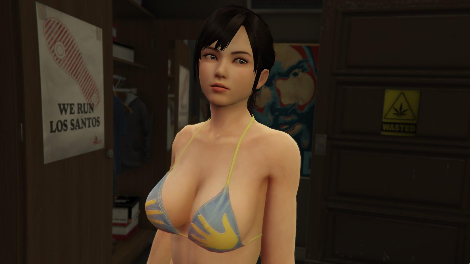 DOAX3 Luna Bikini [Retexture] - GTA5-Mods.com