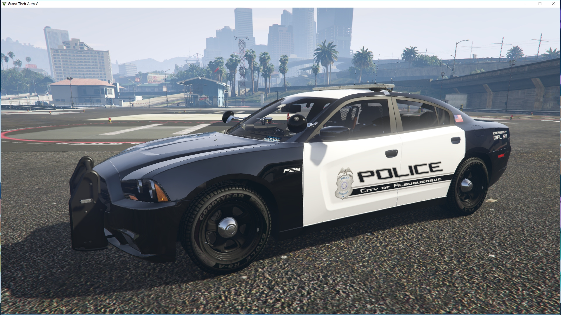 dodge charger albuquerque police texture gta5. Black Bedroom Furniture Sets. Home Design Ideas