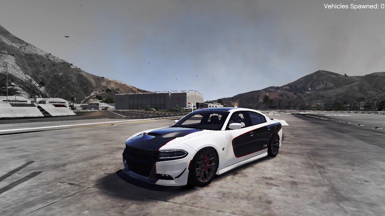 Dodge Charger Srt Hellcat Original Custom Livery Gta5 Mods Com