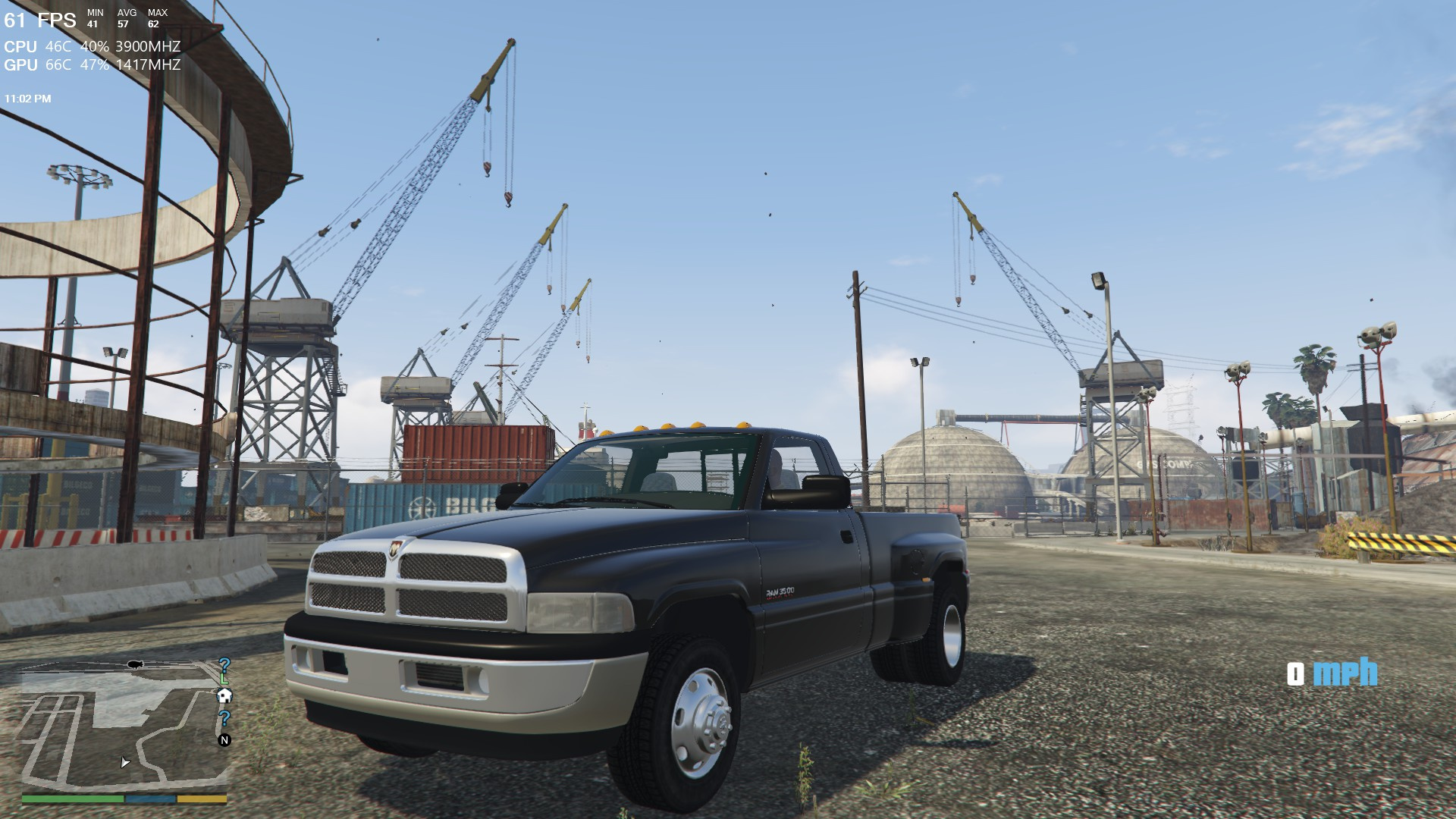 Dodge Ram 3500 Single Cab Dually 1994 2001 Gta5 Mods Com
