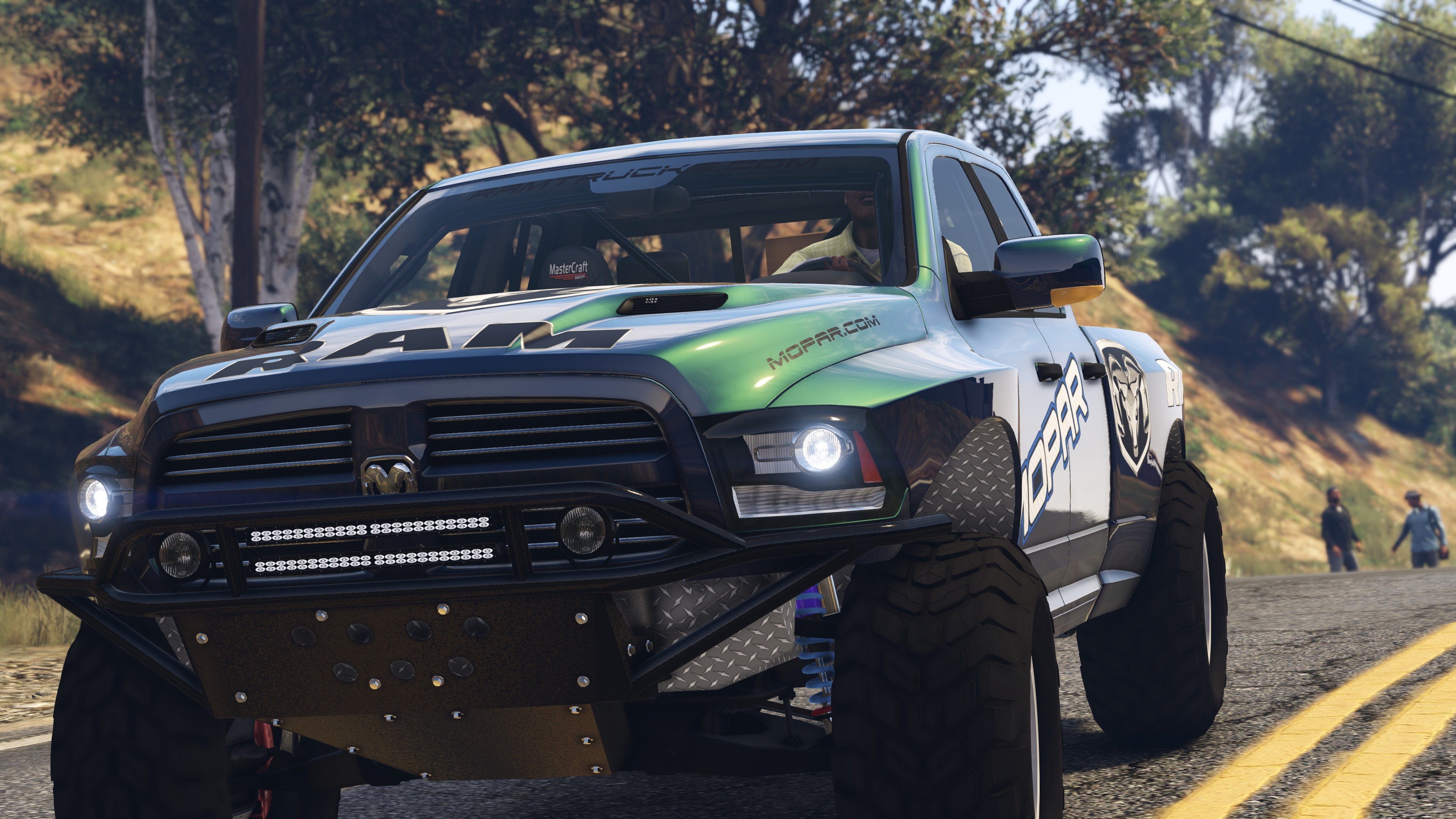 Dodge Ram Runner >> Dodge Ram Runner Gta5 Mods Com