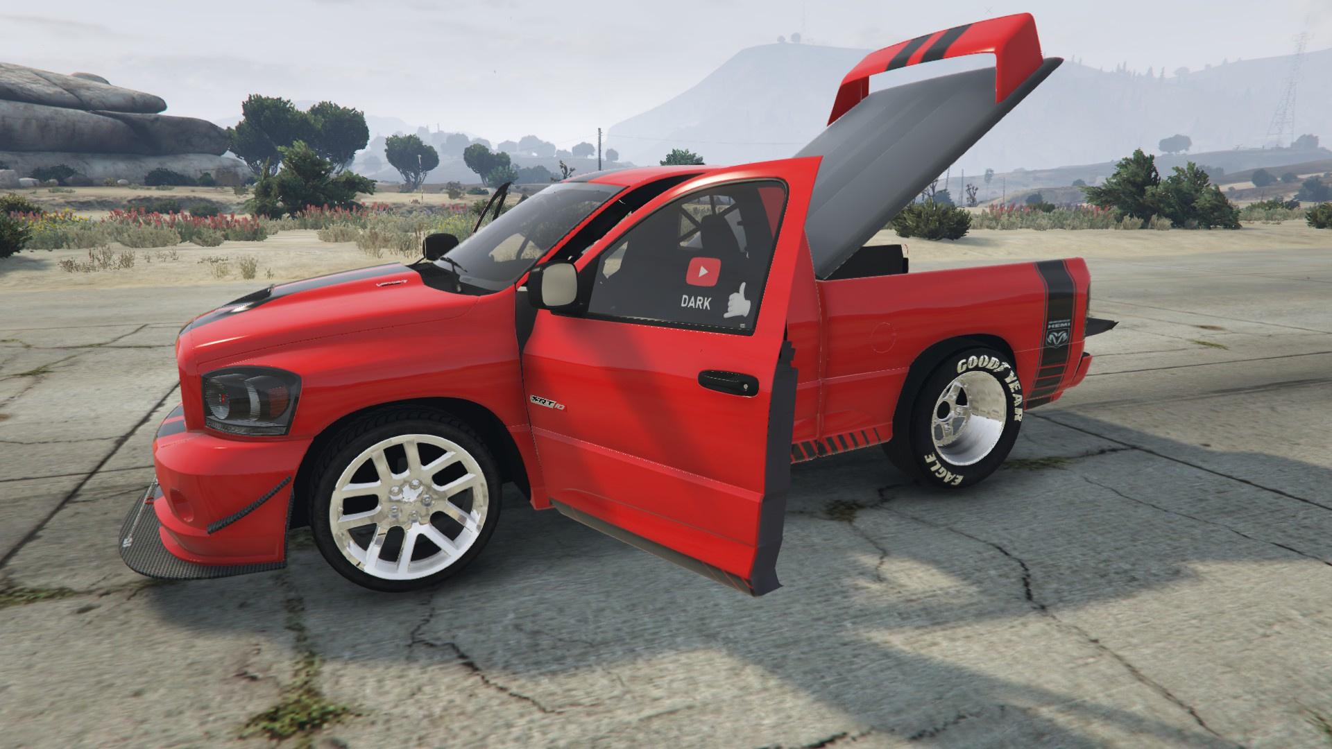 Dodge Ram SRT-10 Drag [FiveM] - GTA5-Mods com