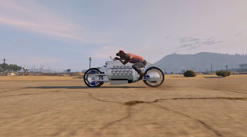 add   dodge tomahawk concept gta modscom
