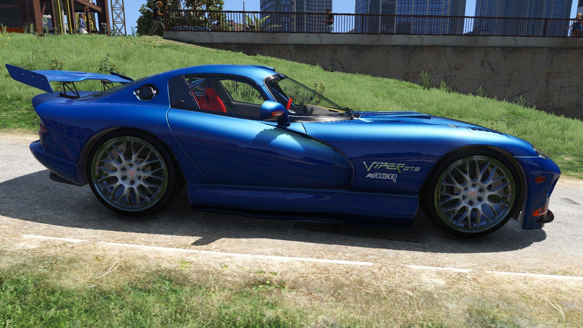 1999 Dodge Viper GTS ACR - GTA5-Mods.com
