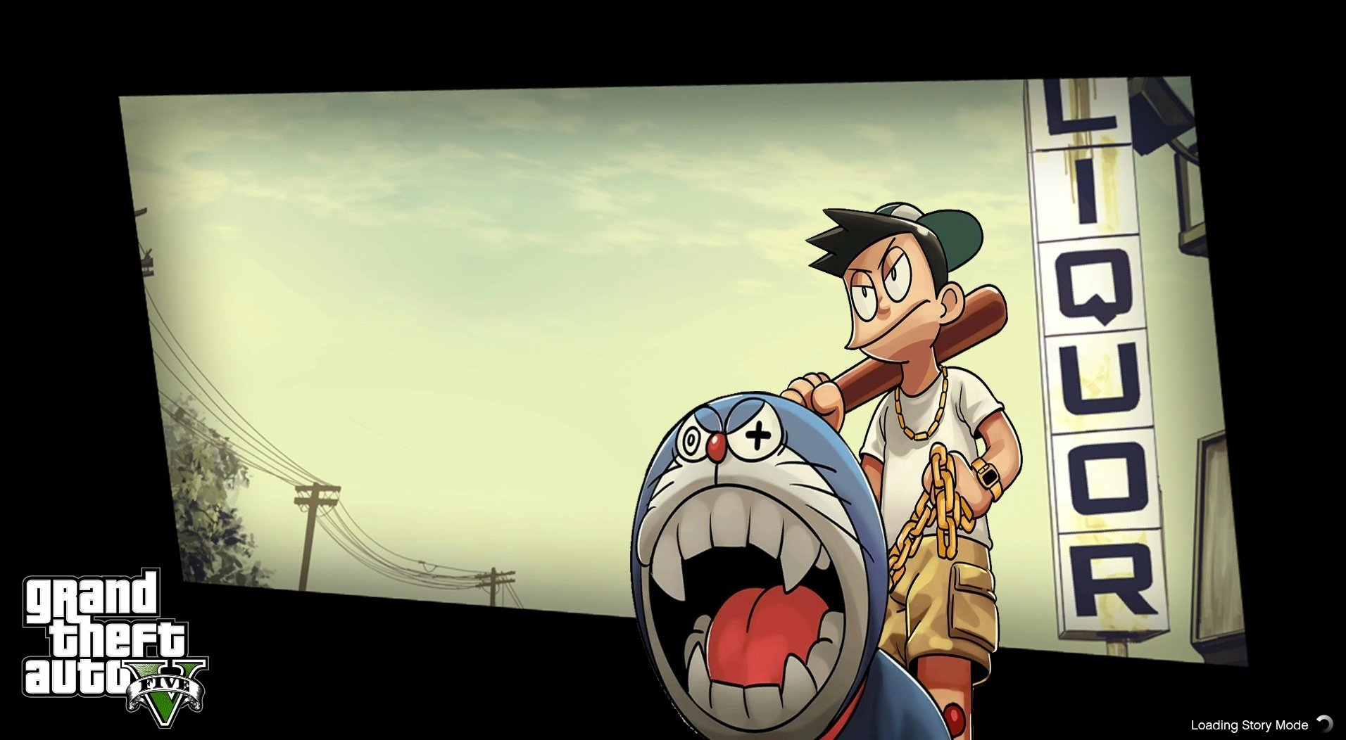 Download 430+ Gambar Doraemon Gangster HD Terbaik