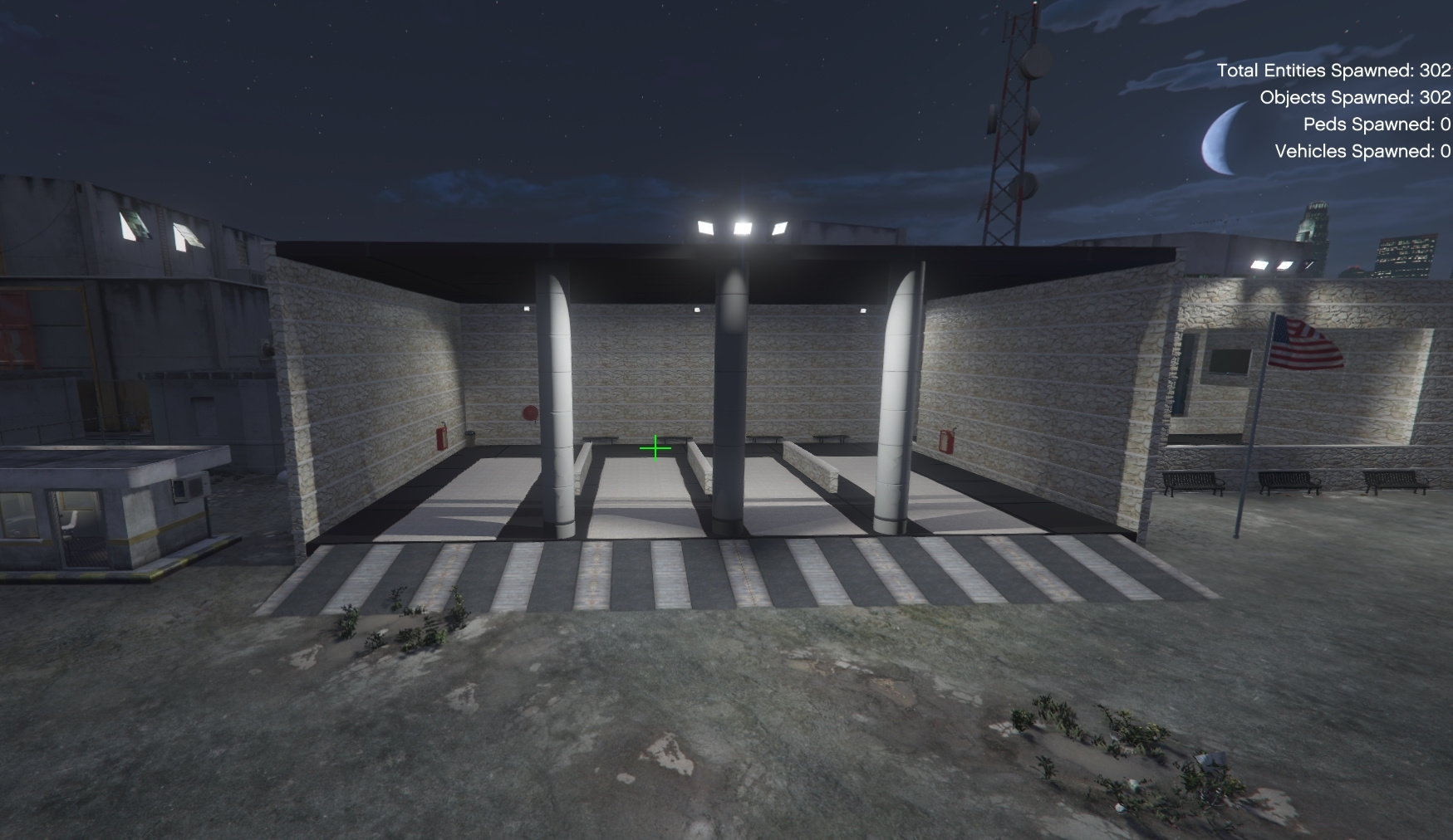DOT station [SP | FiveM] - GTA5-Mods com