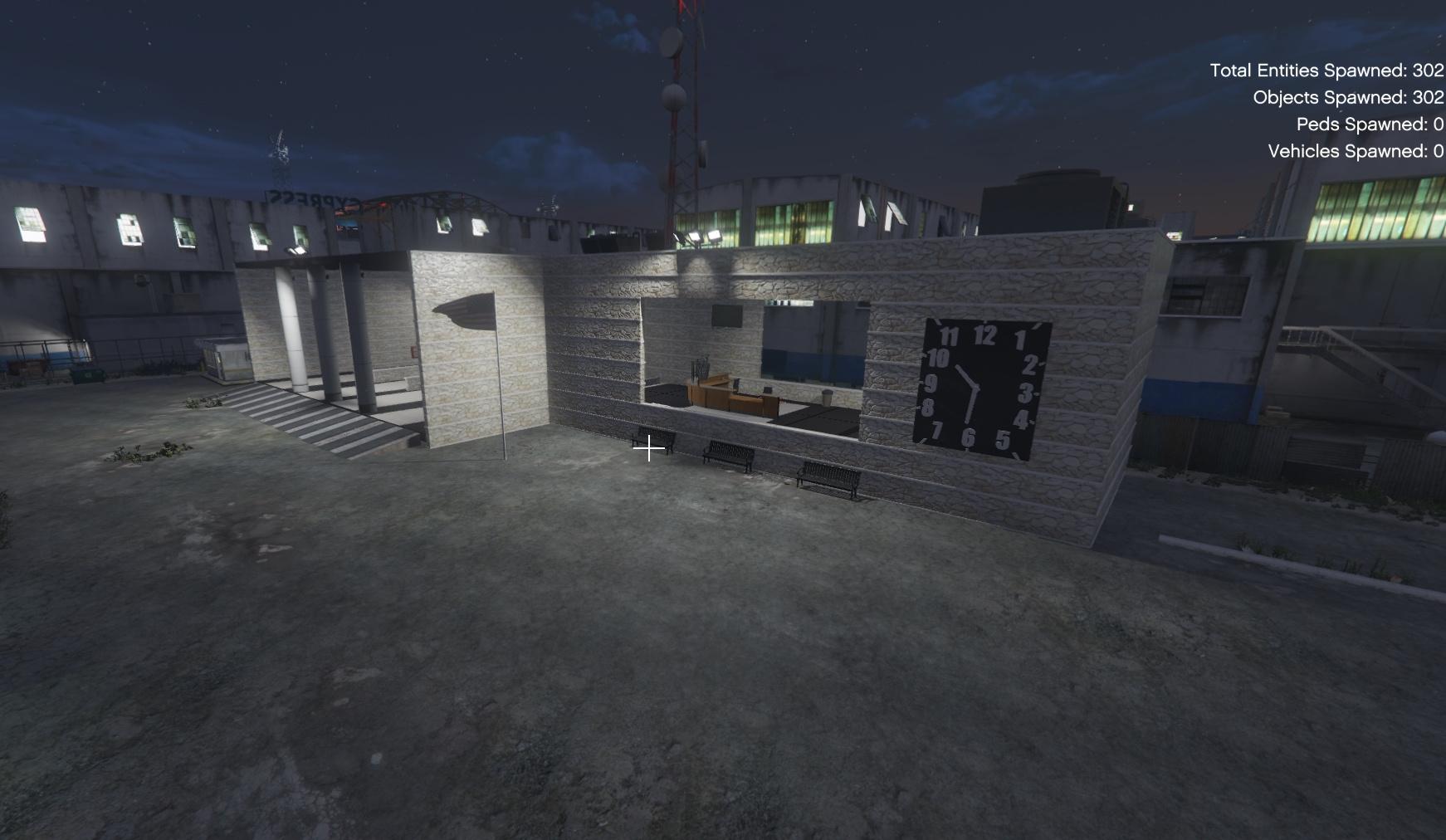 DOT station [SP | FiveM] - GTA5-Mods com