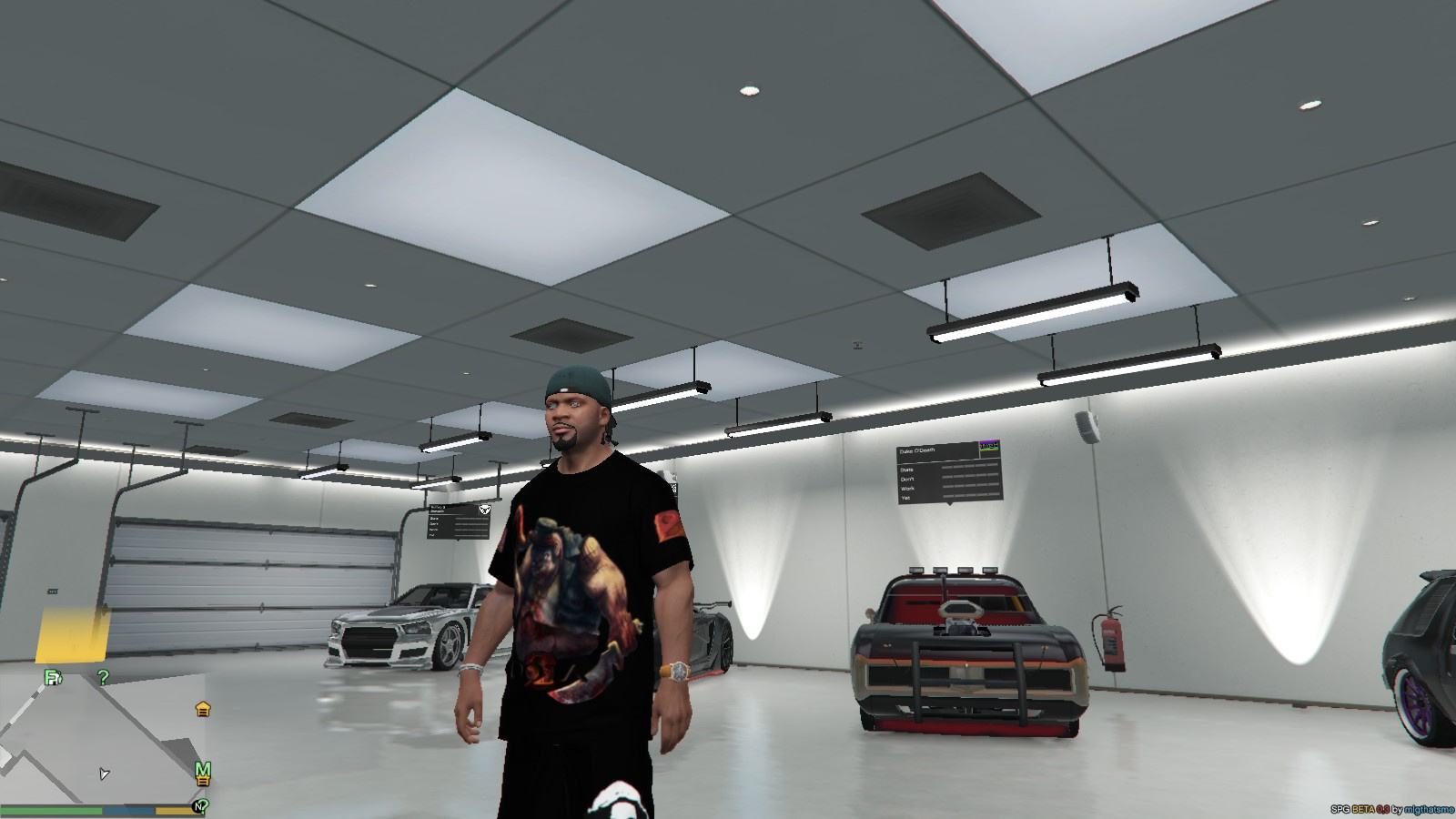 Dota 2 T-Shirt for Franklin - GTA5-Mods com