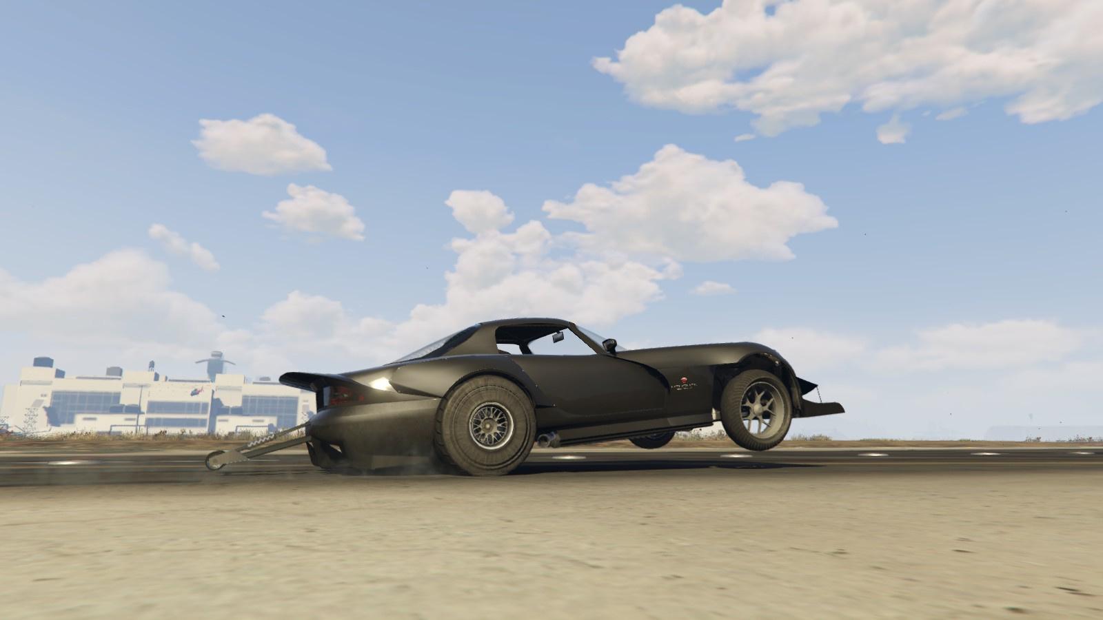 Banshee Drag Spec [Add-On / Replace] - GTA5-Mods com