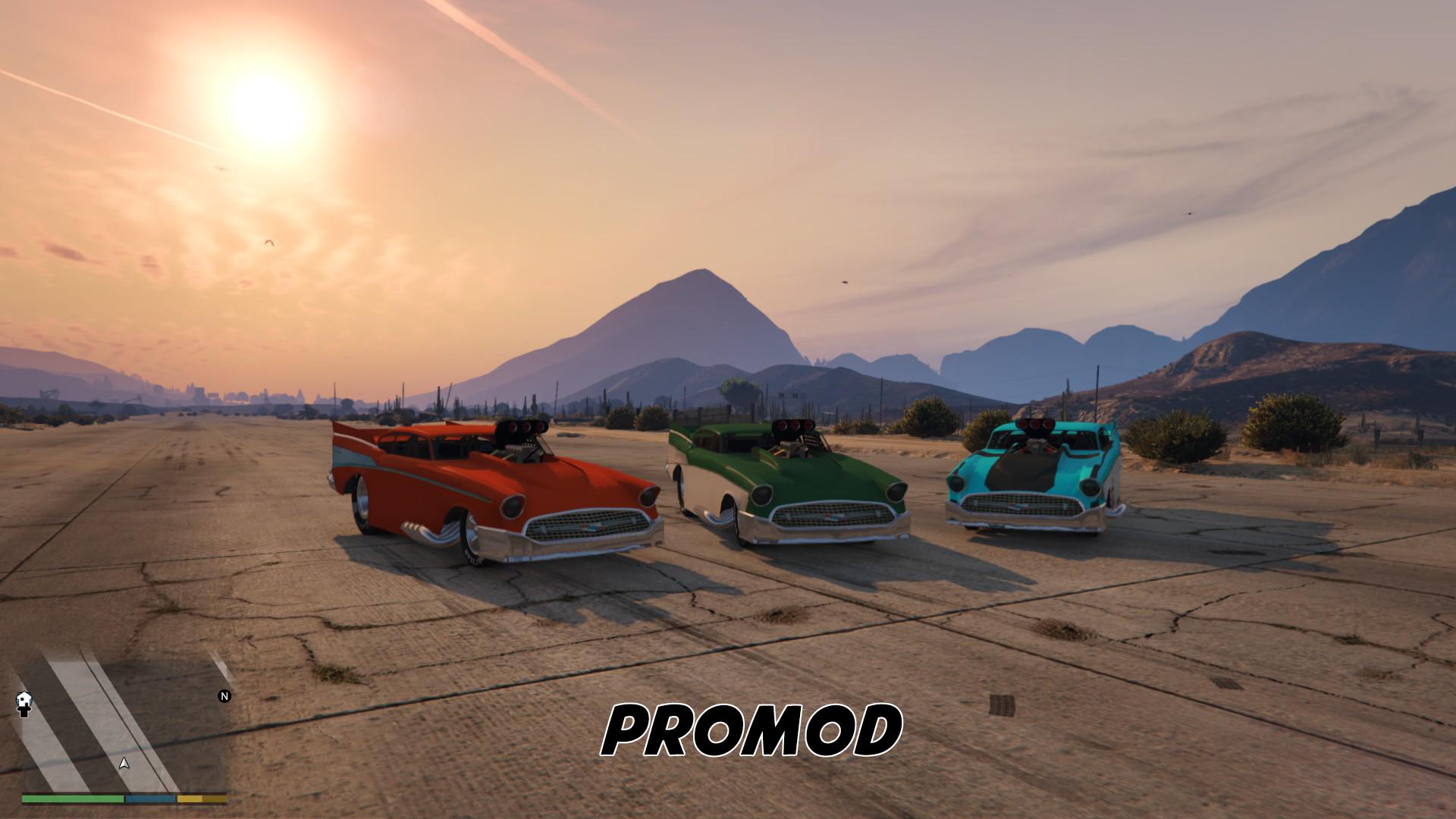 Drag Racing Pack - GTA5-Mods com