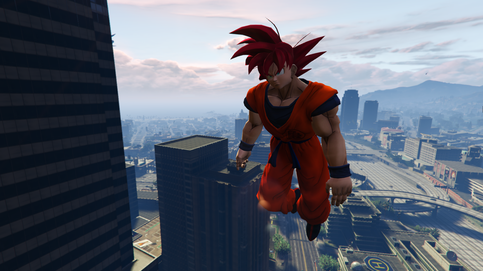 Dragon ball z goku gta5 - Images dragon ball z ...