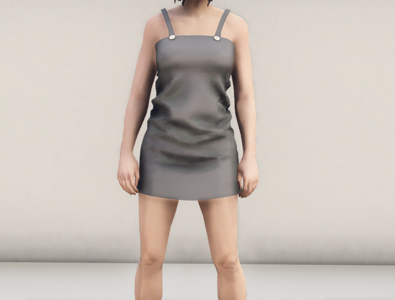 Highwaisted Shorts for MP Female - GTA5-Mods.com