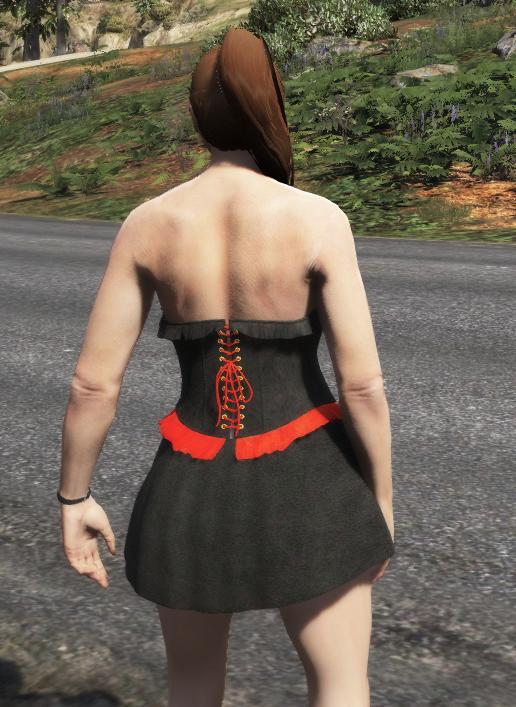 Dress pack (3 dresses) for MP Female - GTA5-Mods.com