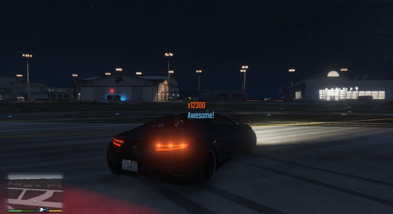 Drift HUD - GTA5-Mods com